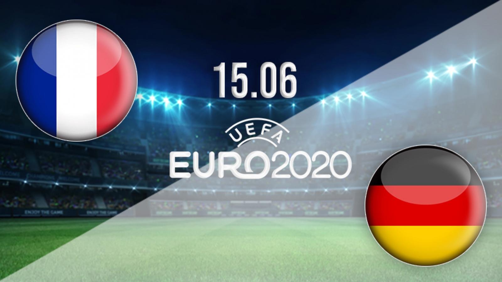"""Lịch thi đấu EURO 2021 hôm nay (15/6): Khởi động bảng """"tử thần"""""""