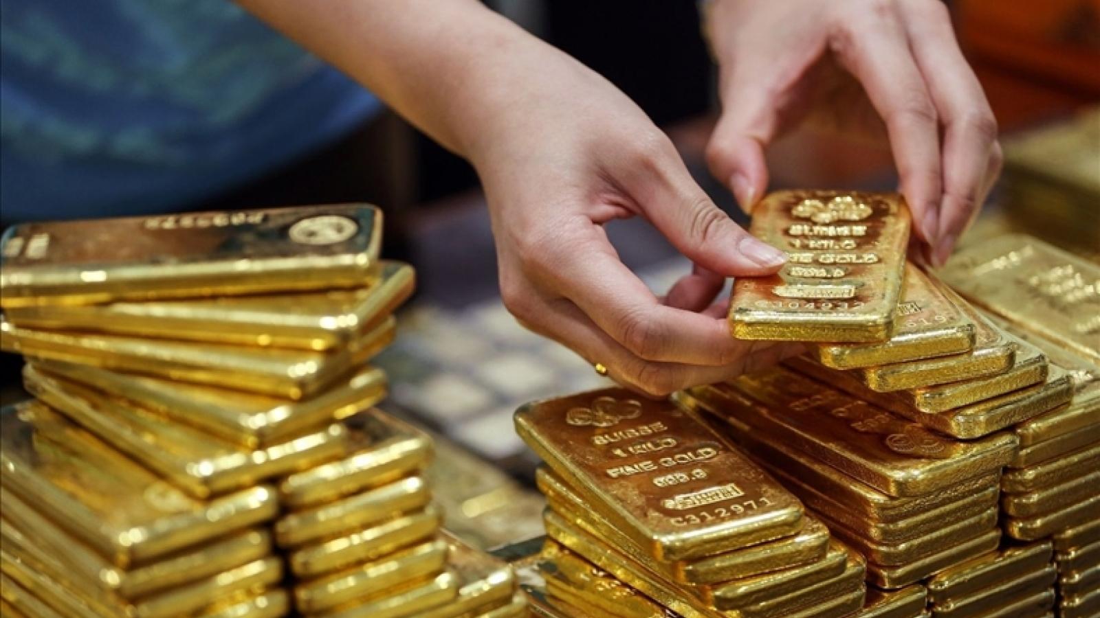 Giá vàng hôm nay 5/6: Vàng trong nước quay đầu tăng mạnh