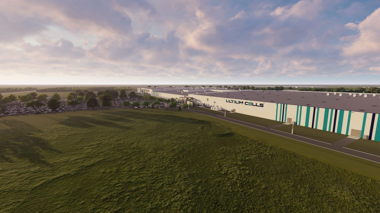 GM sắp xây dựng thêm nhà máy sản xuất pin