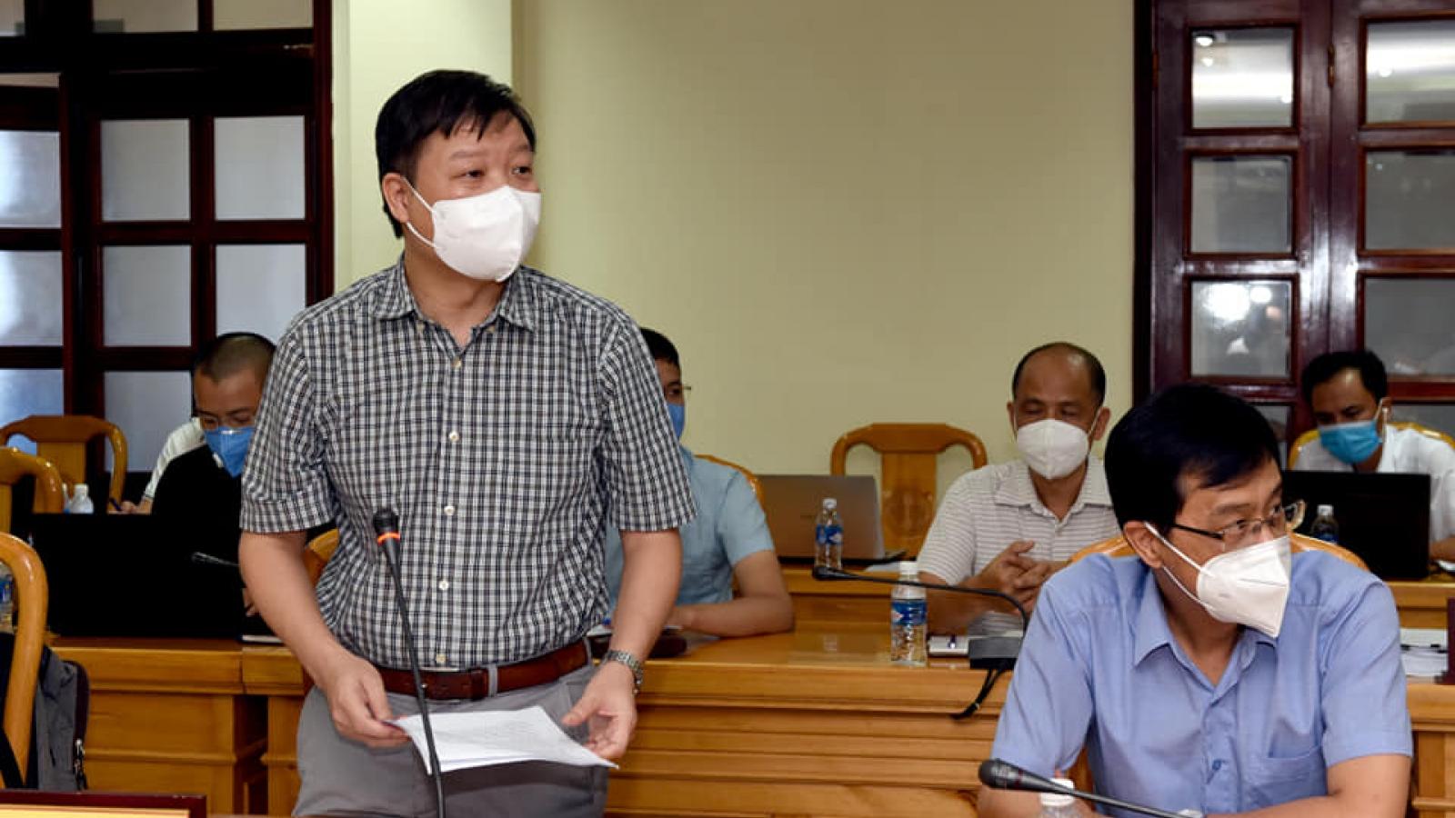 """""""Tổ COVID cộng đồng là vấn đề chiến lược cho phòng chống dịch ở Hà Tĩnh"""""""