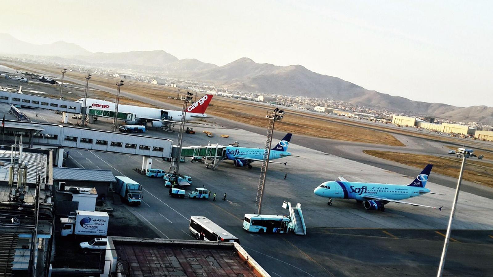 Thổ Nhĩ Kỳ sẵn sàng tiếp quản sân bay Kabul sau khi NATO rời đi