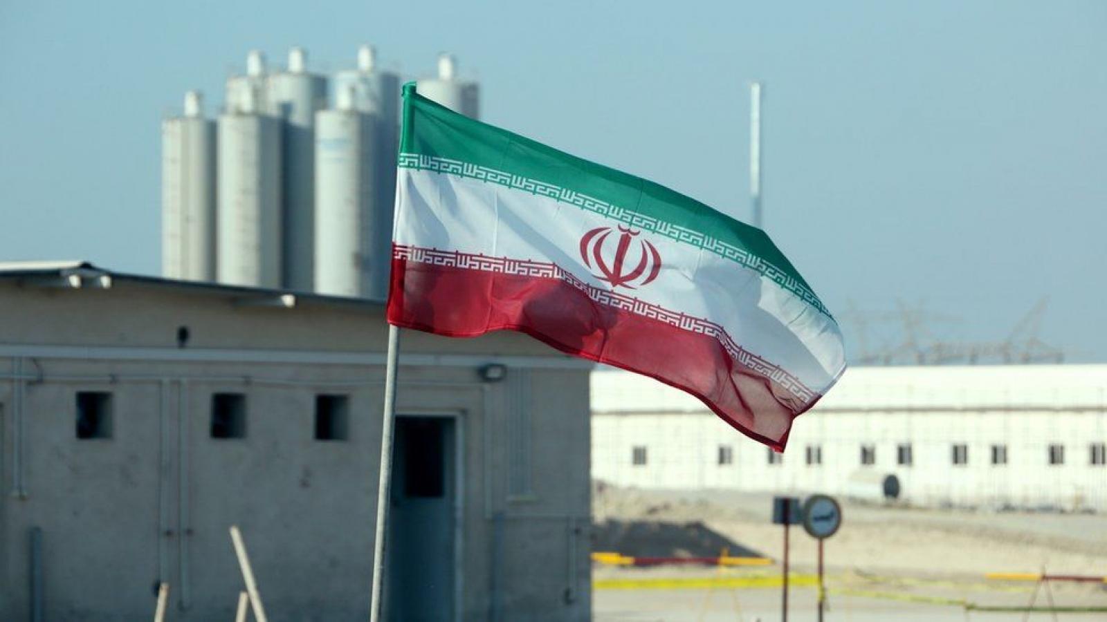 Dự trữ urani làm giàu của Iran cao gấp 16 lần giới hạn quy định trong thỏa thuận hạt nhân