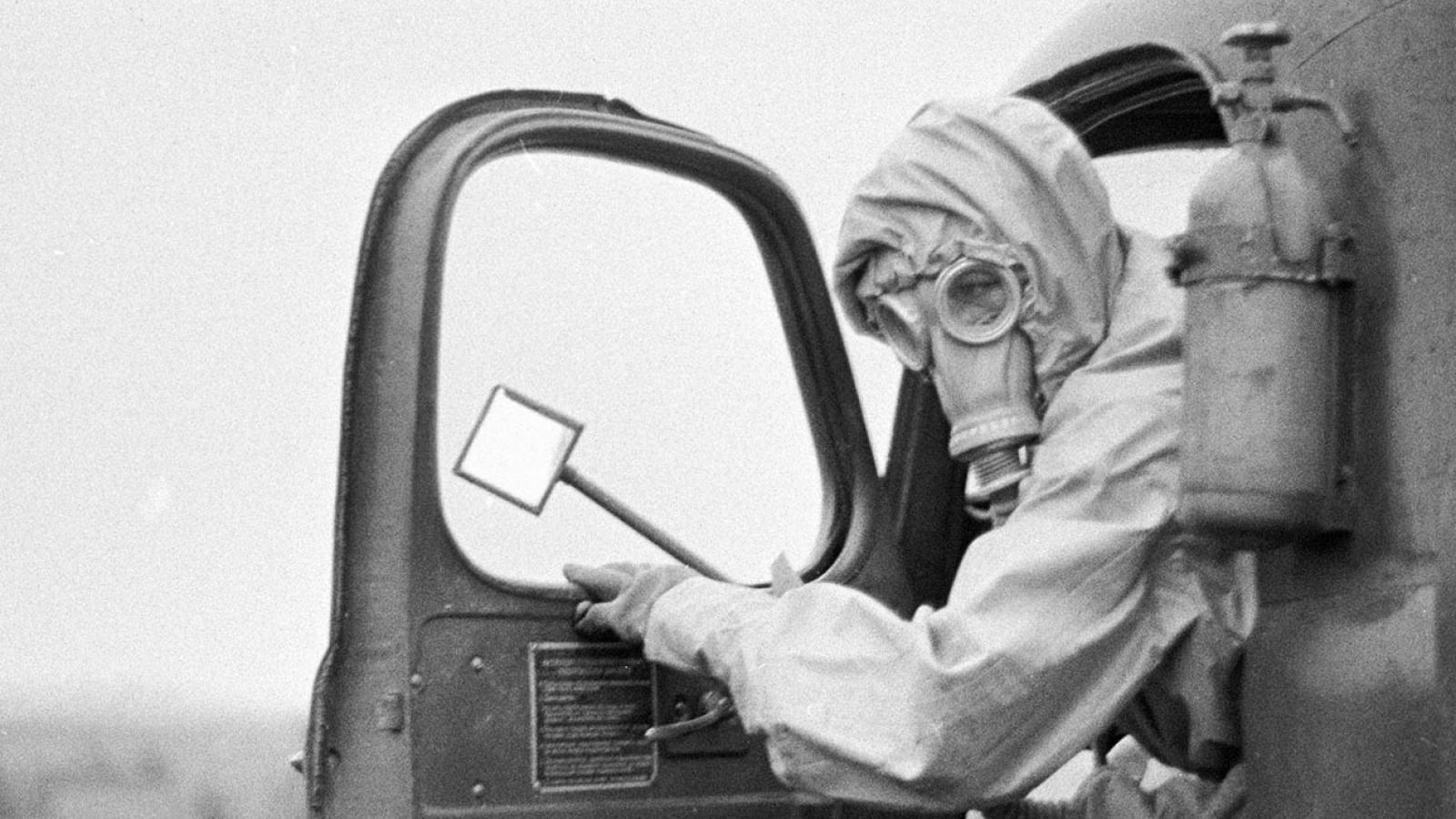 Liên Xô đã che đậy vụ nổ hạt nhân gần Moscow năm 1971 như thế nào?