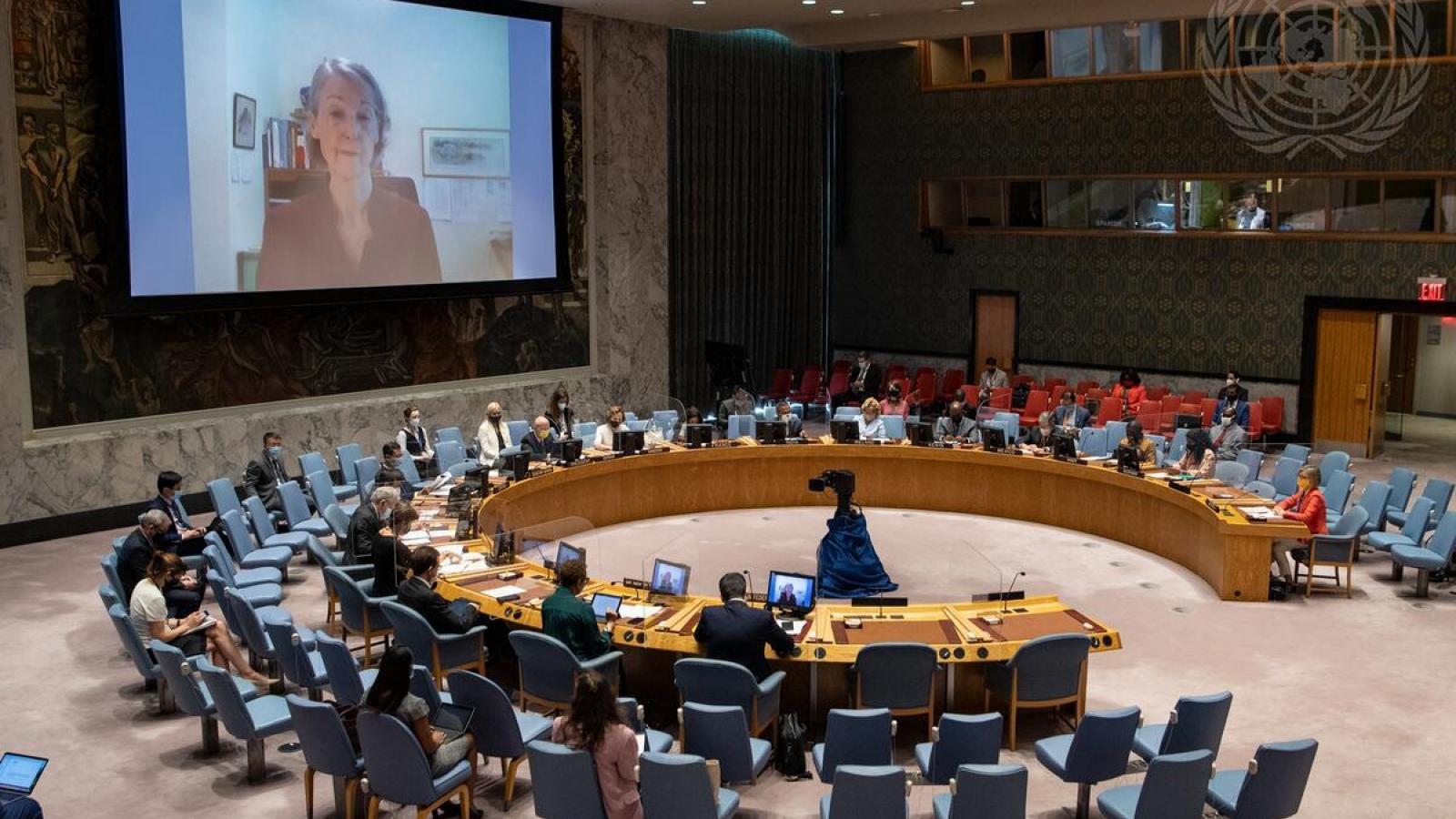 Hội đồng Bảo an đánh giá hiệu quả hoạt động sau 15 tháng bị tác động bởi COVID-19