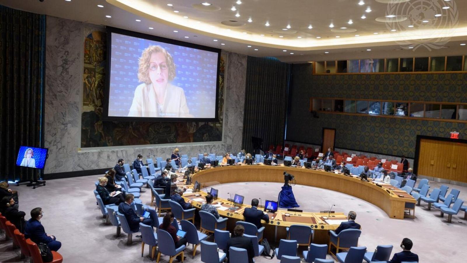 Hội đồng Bảo an LHQ lo ngại nguy cơ thảm họa từ tàu chở dầu ngoài khơi Yemen