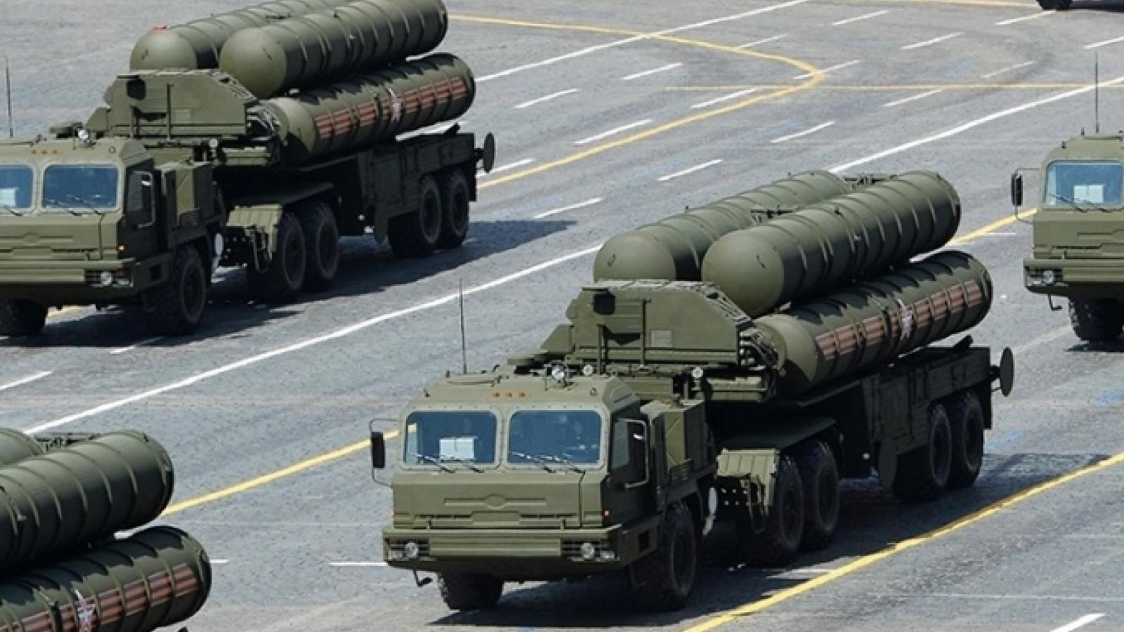Nga sẽ chuyển giao hệ thống S-400 đầu tiên cho Ấn Độ vào cuối năm 2021
