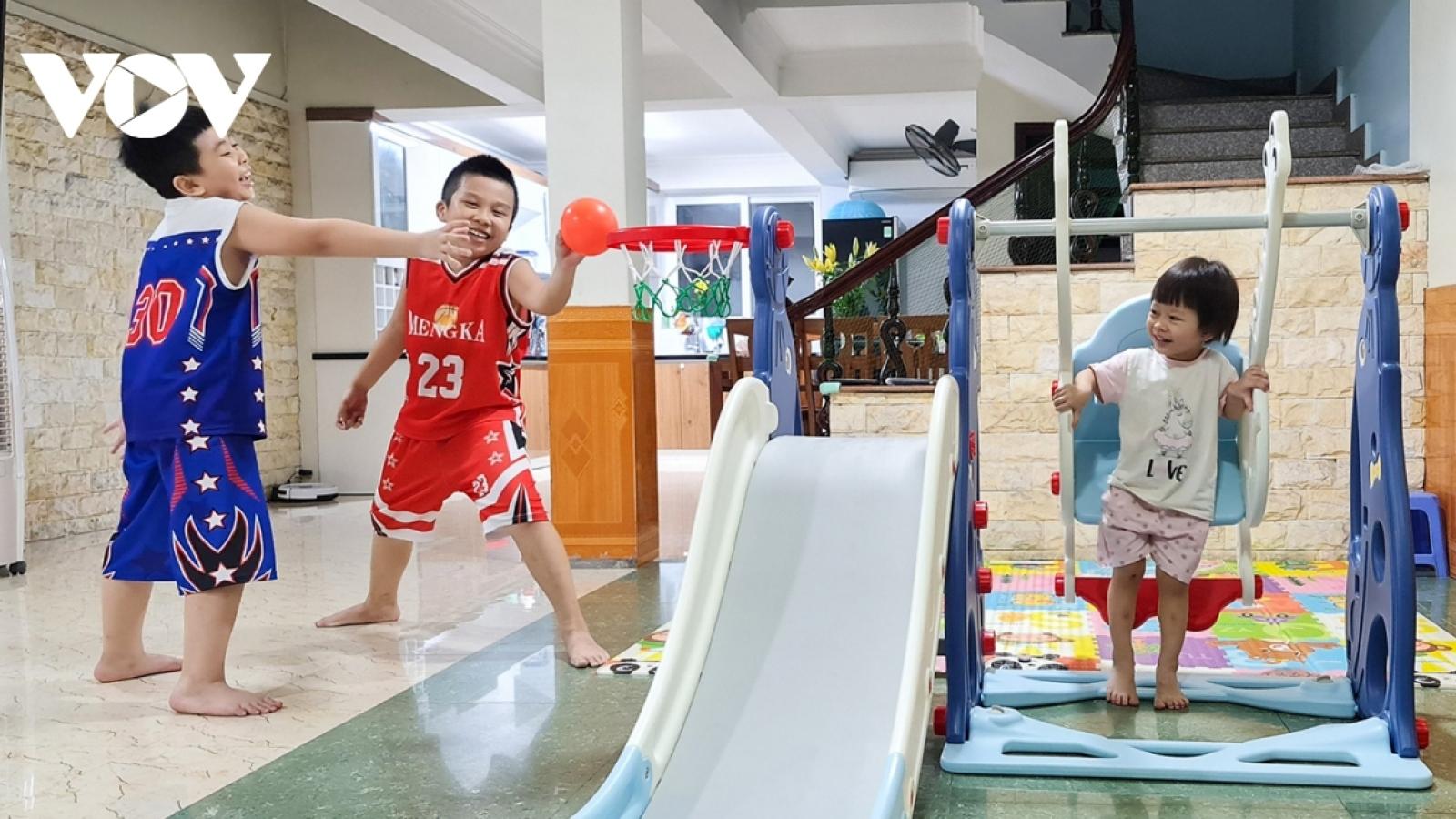 Bắc Giang yêu cầu khẩn trương hỗ trợ trẻ em mắc Covid-19, trẻ đang cách ly tập trung