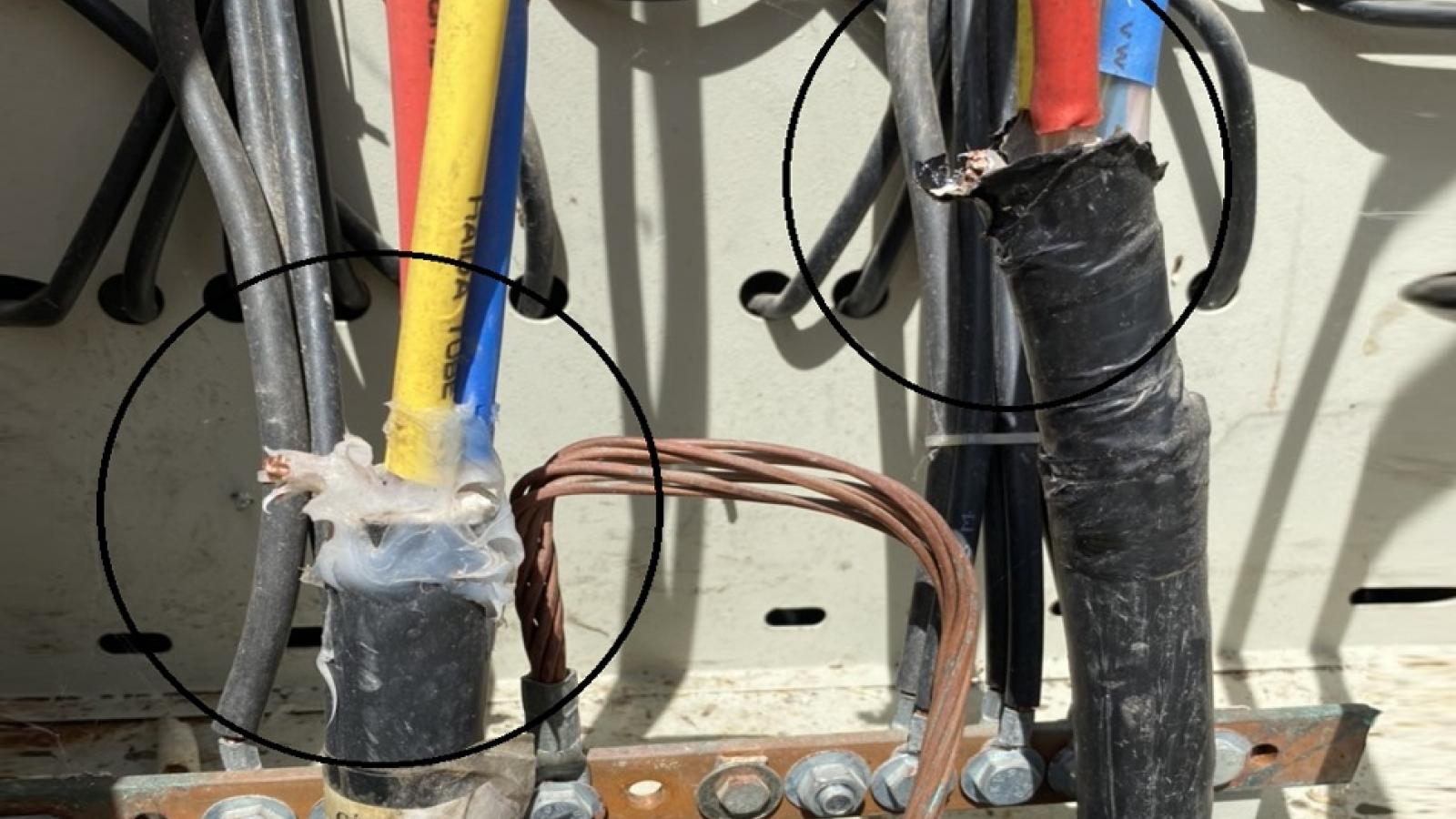 Gia tăng nạn trộm cắp vật tư, thiết bị lưới điện tại Khánh Hòa
