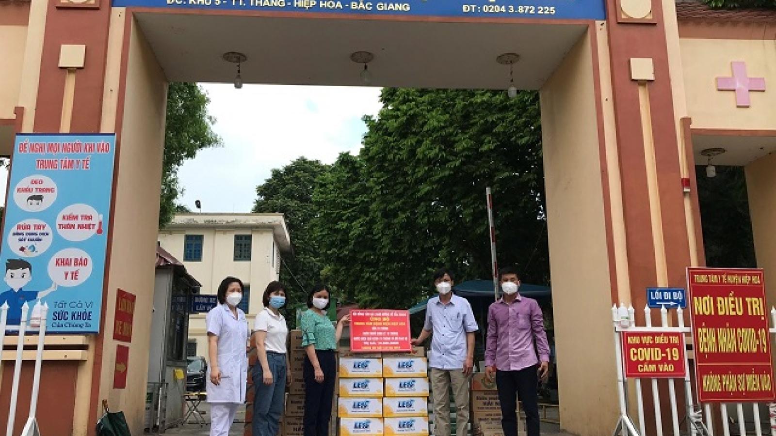 Củng cố hồ sơ xử lý F0 ở Bắc Giang trốn khỏi bệnh viện ra ngoài mua đồ ăn