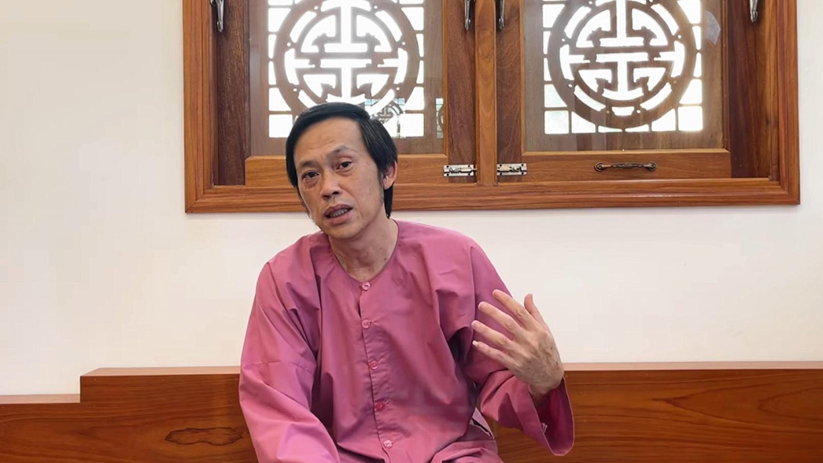 Nghệ sĩ Hoài Linh giải trình công tác từ thiện, gửi lời xin lỗi đến khán giả