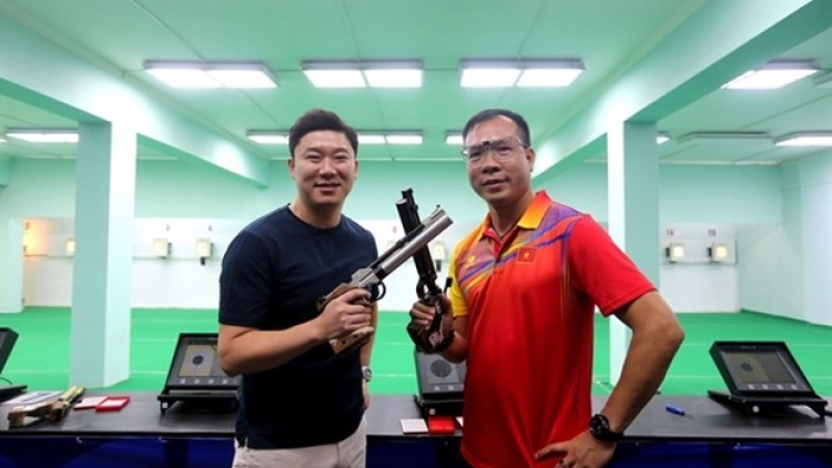 Vietnamese shooter invited to compete at Tokyo Olympics