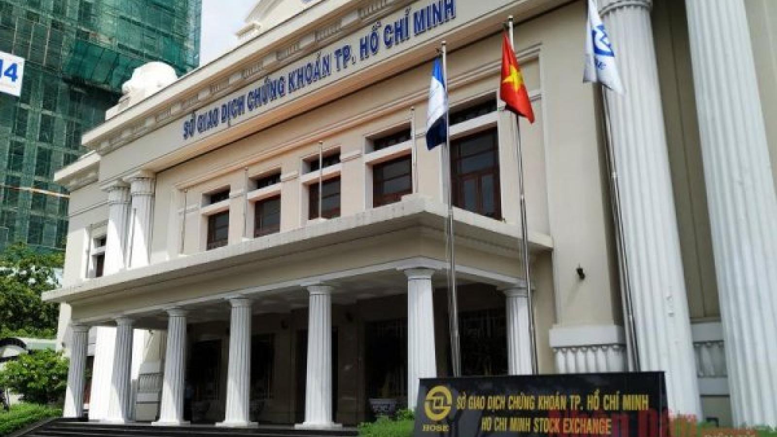 Bộ Tài chính quyết định thanh tra hành chính đối với HoSE