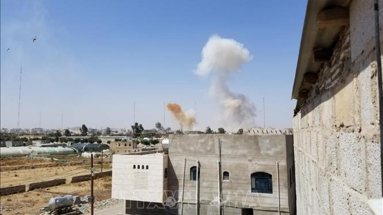 Nổ lớn tại Yemen, hàng chục người thương vong