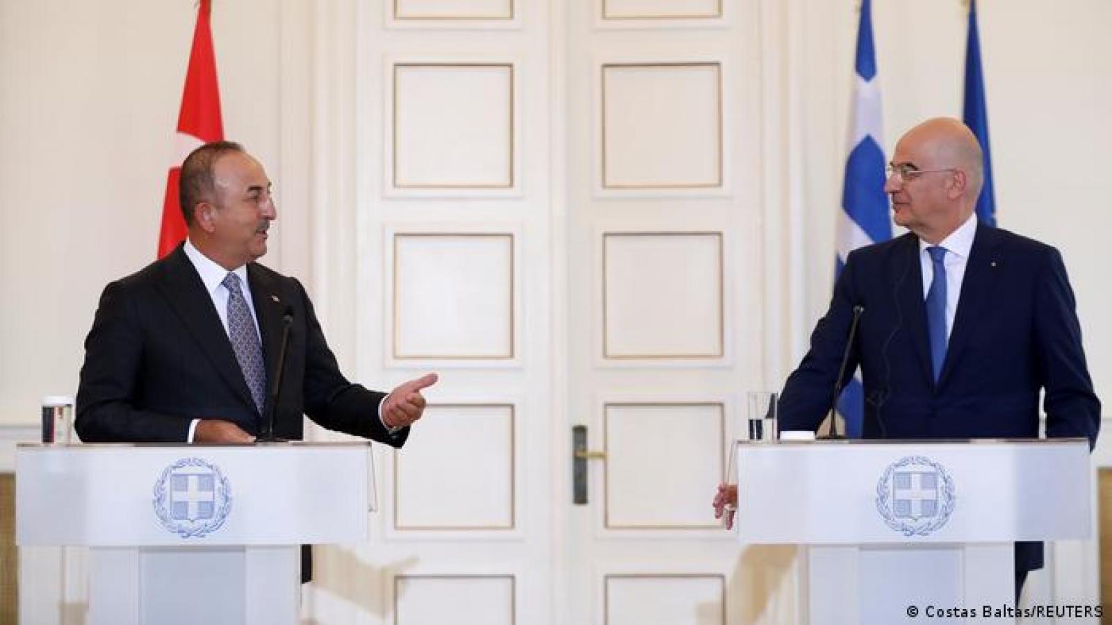 Hy Lạp – Thổ Nhĩ Kỳ: Tiến tới bình thường hóa quan hệ