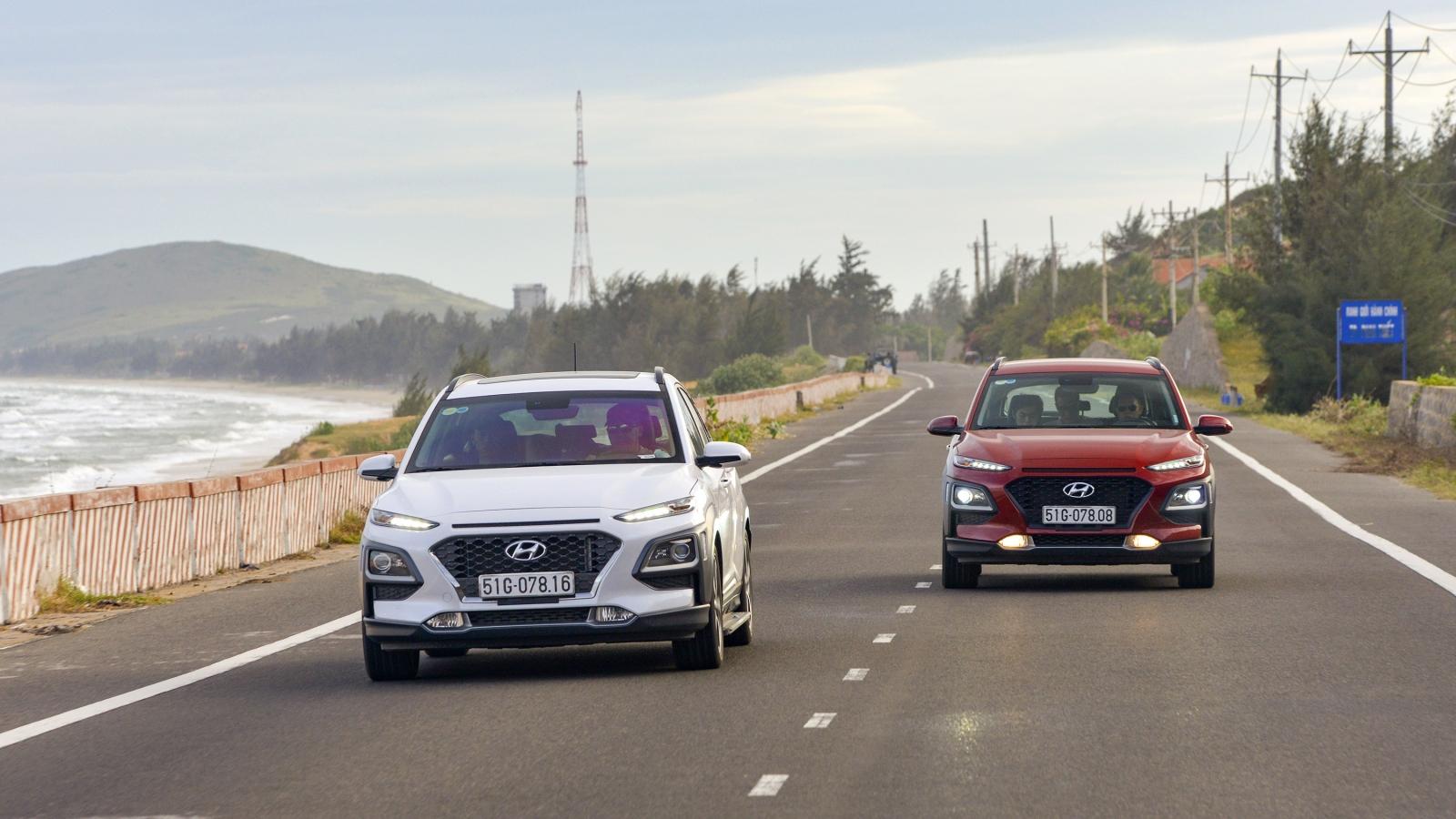Kích cầu tiêu dùng Hyundai Kona và Elantra khuyến mại tới 40 triệu đồng
