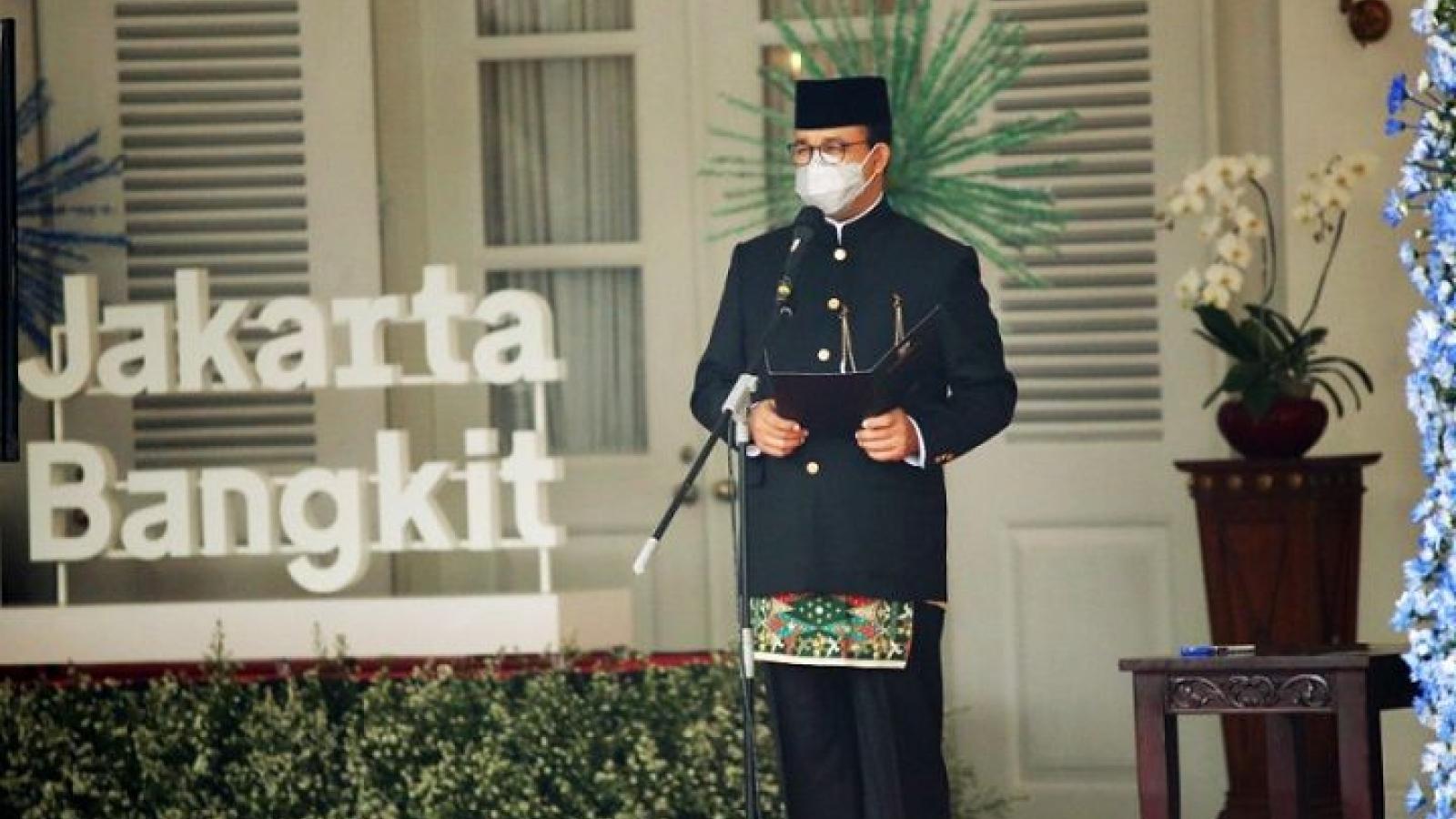 Jakarta kỉ niệm 494 năm thành lập trong cuộc khủng hoảng y tế do đại dịch