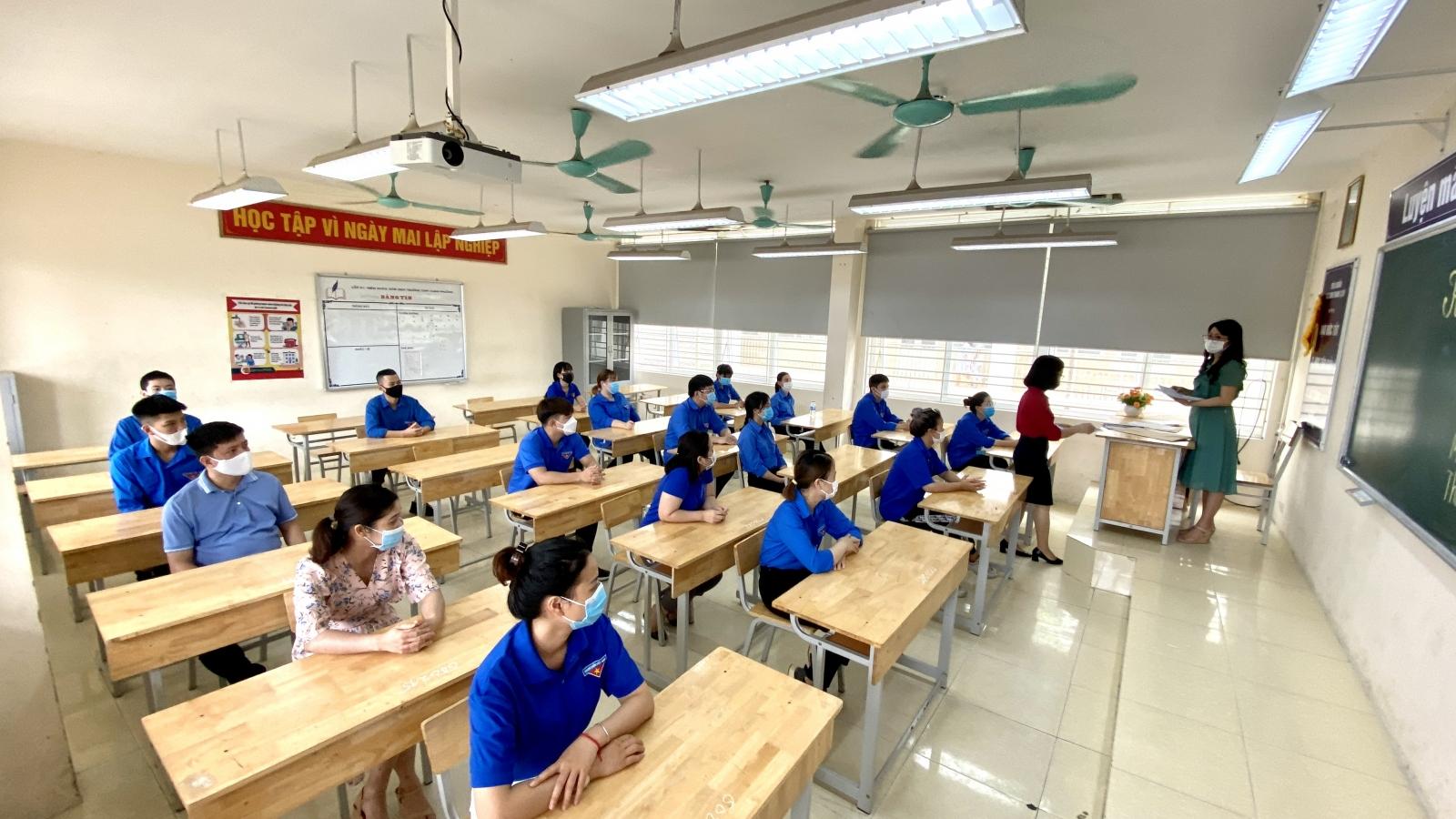"""Các quận huyện có học sinh diện """"F"""" tại Hà Nội gấp rút chuẩn bị cho kỳ thi vào 10"""