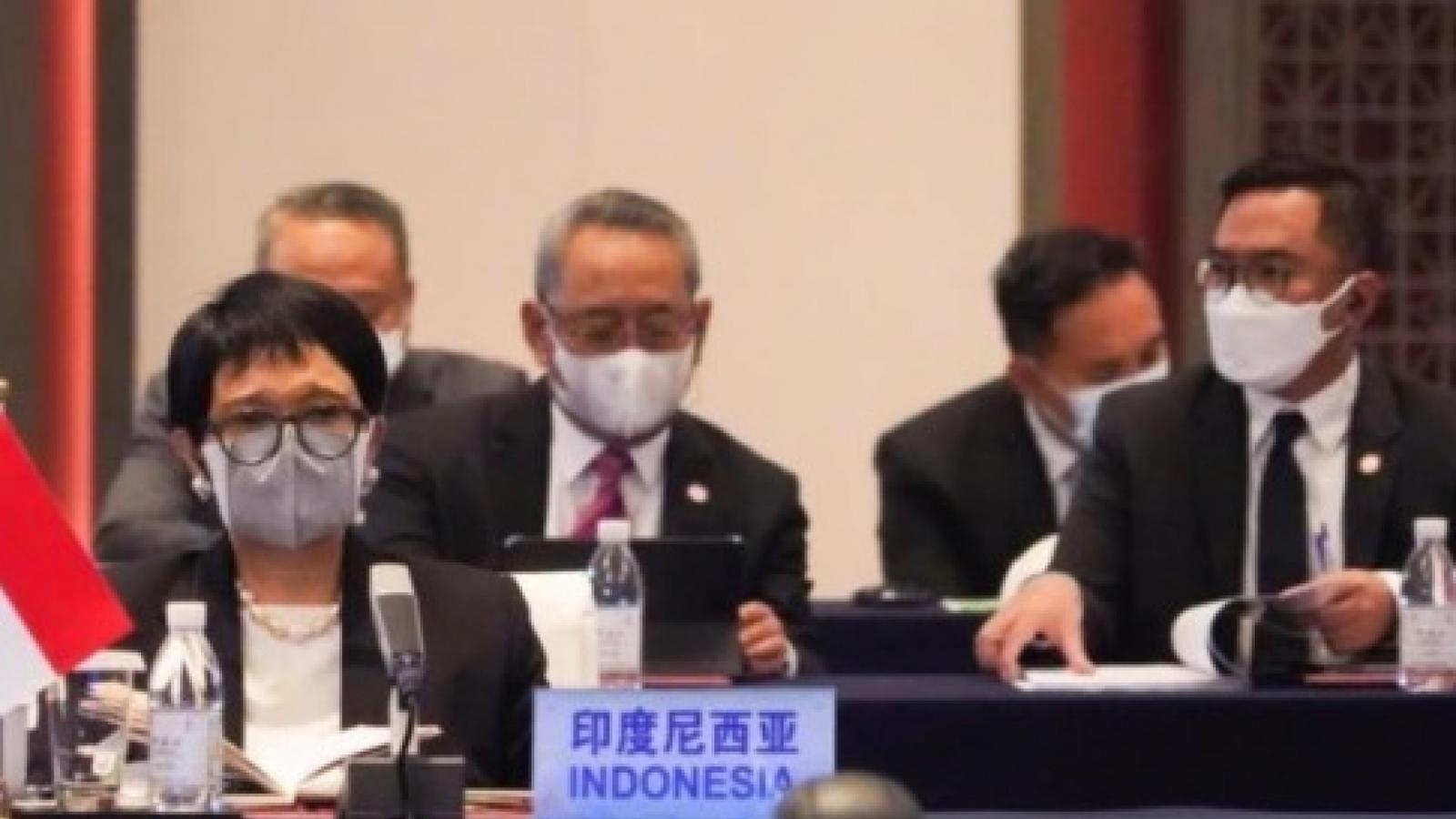 Ngoại trưởng Indonesia: Biển Đông là phép thử quan hệ ASEAN-Trung Quốc