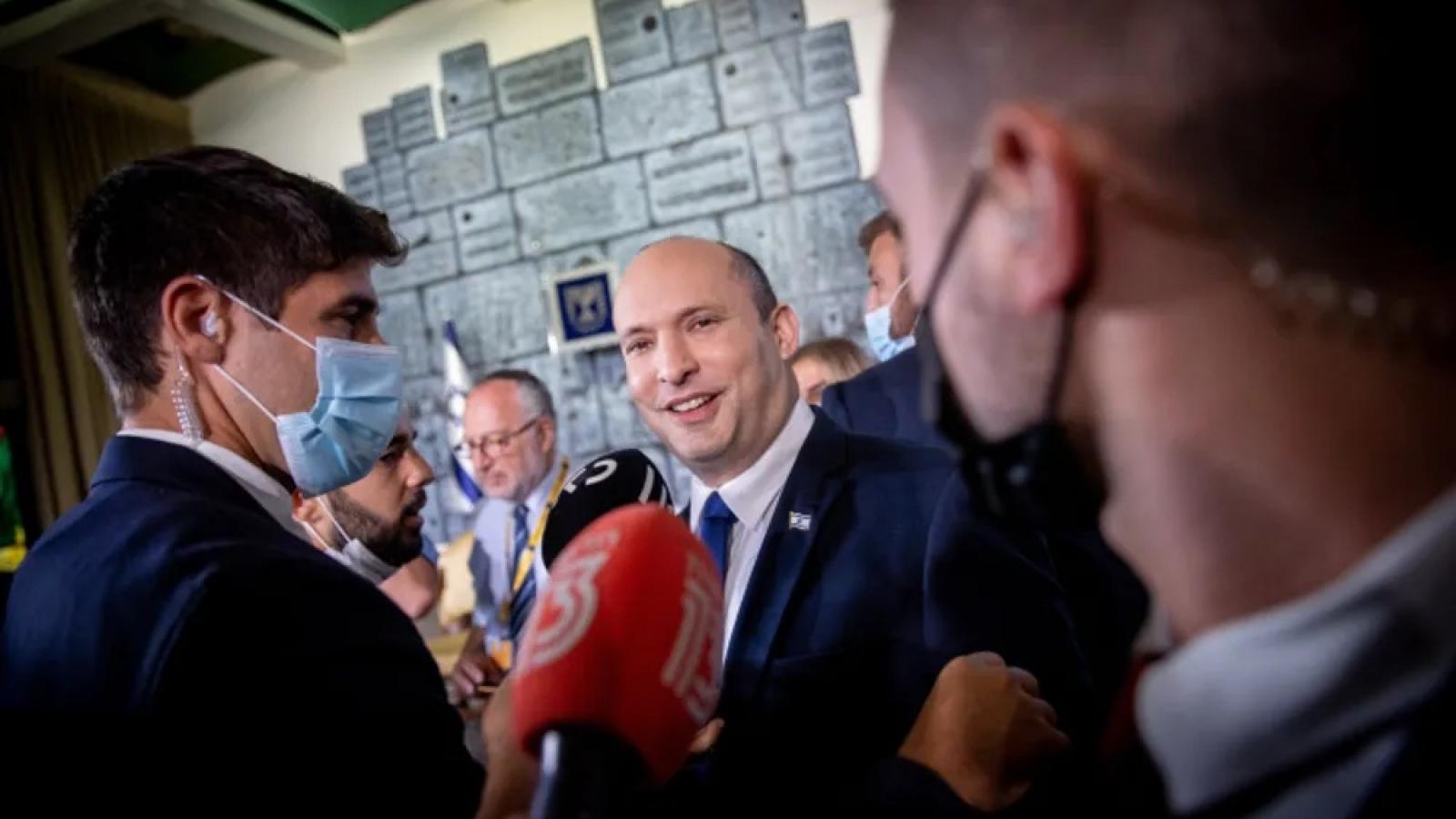 Tân Thủ tướng Israel kêu gọi đoàn kết