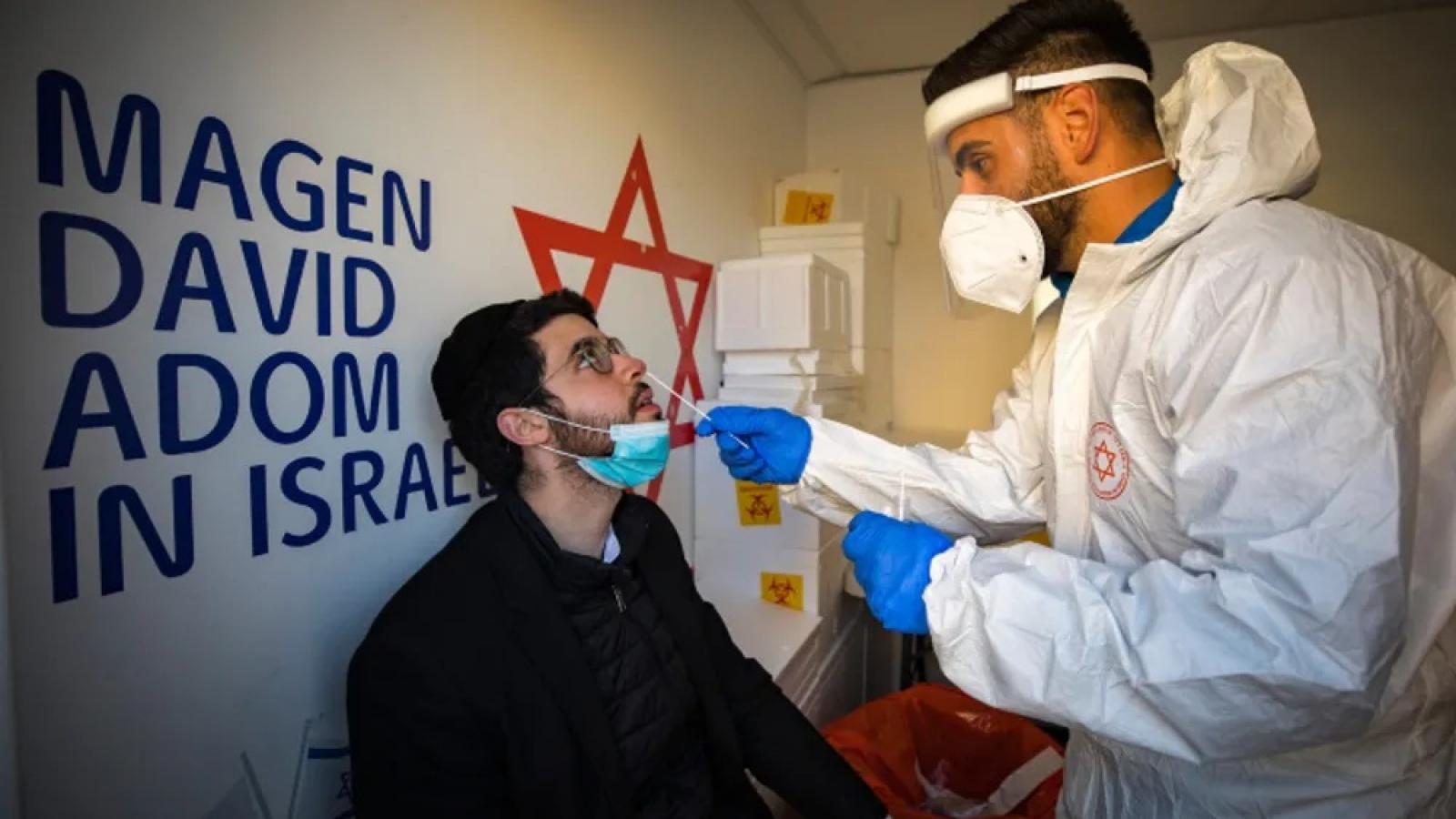Chính phủIsraelhọp bàn chống dịch Covid-19 tái bùng phát