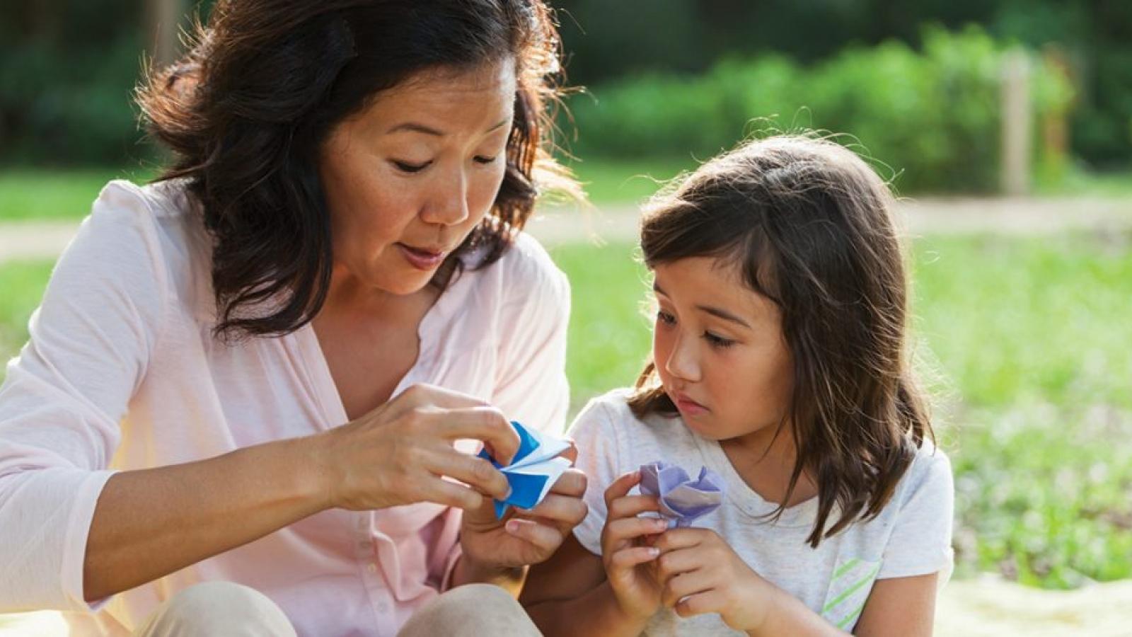 Những giá trị quan trọng cần dạy cho con khi sang tuổi thứ 5