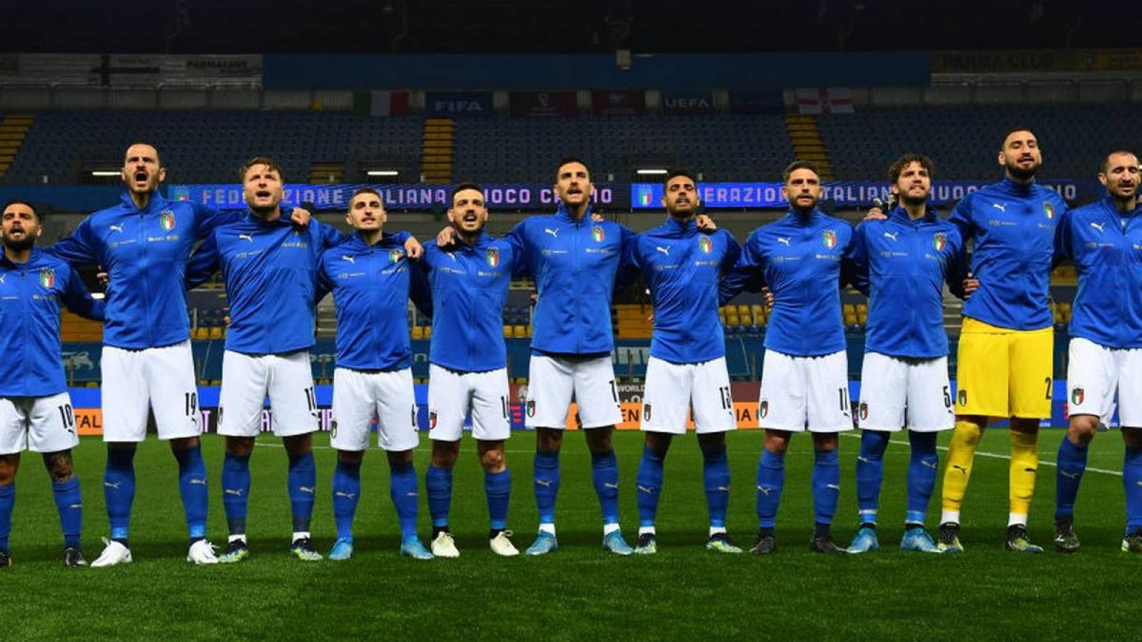 Góc BLV: Italia vượt trội, sẽ dẫn đầu bảng A EURO 2021