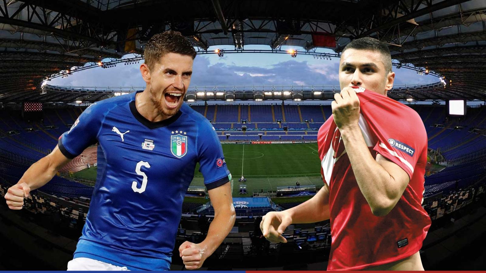 Trận khai mạc EURO 2021: Italia thắng sát nút Thổ Nhĩ Kỳ?