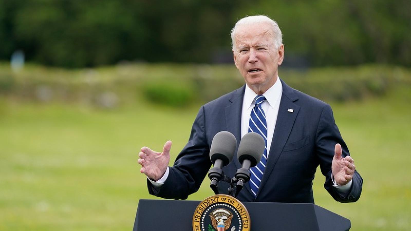 Tổng thống Biden nghi ngờ việc Trung Quốc muốn tìm hiểu nguồn gốc Covid-19