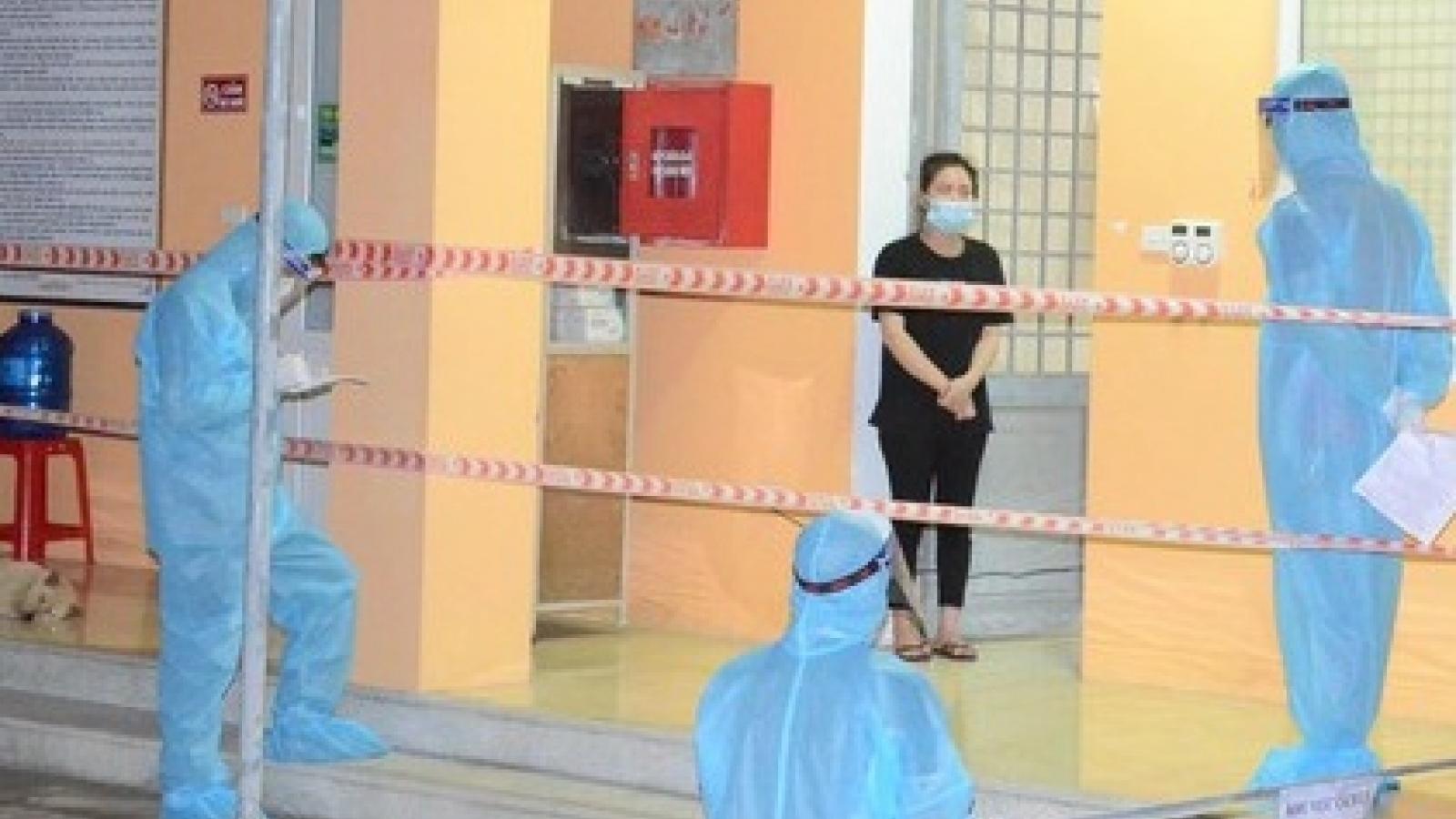 Ca nhiễm Covid đầu tiên tại Nghệ An liên quan huyện Hương Sơn, Hà Tĩnh