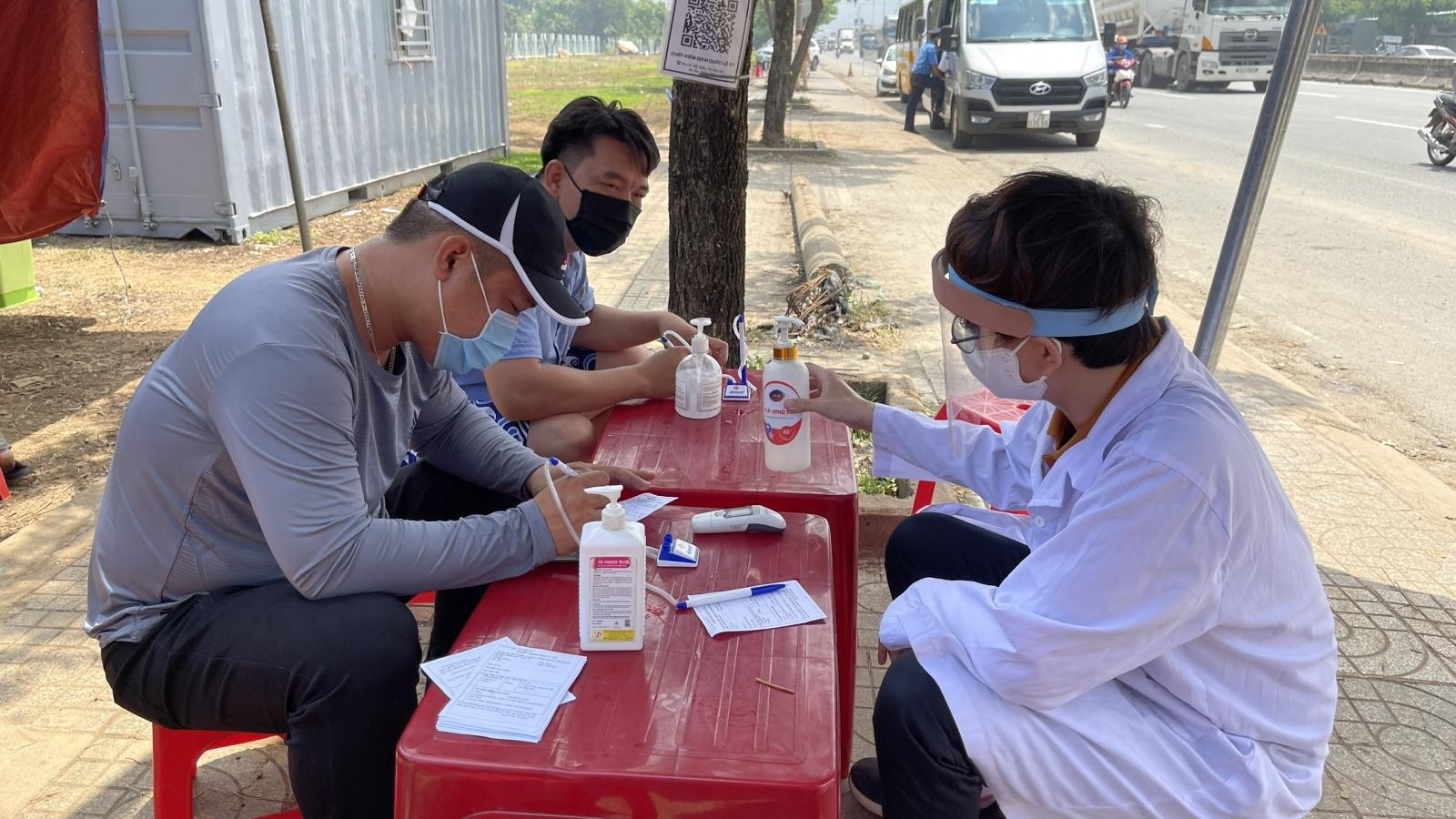 Bà Rịa-Vũng Tàu truy vết người đến Bệnh viện Bệnh nhiệt đới TP.HCM