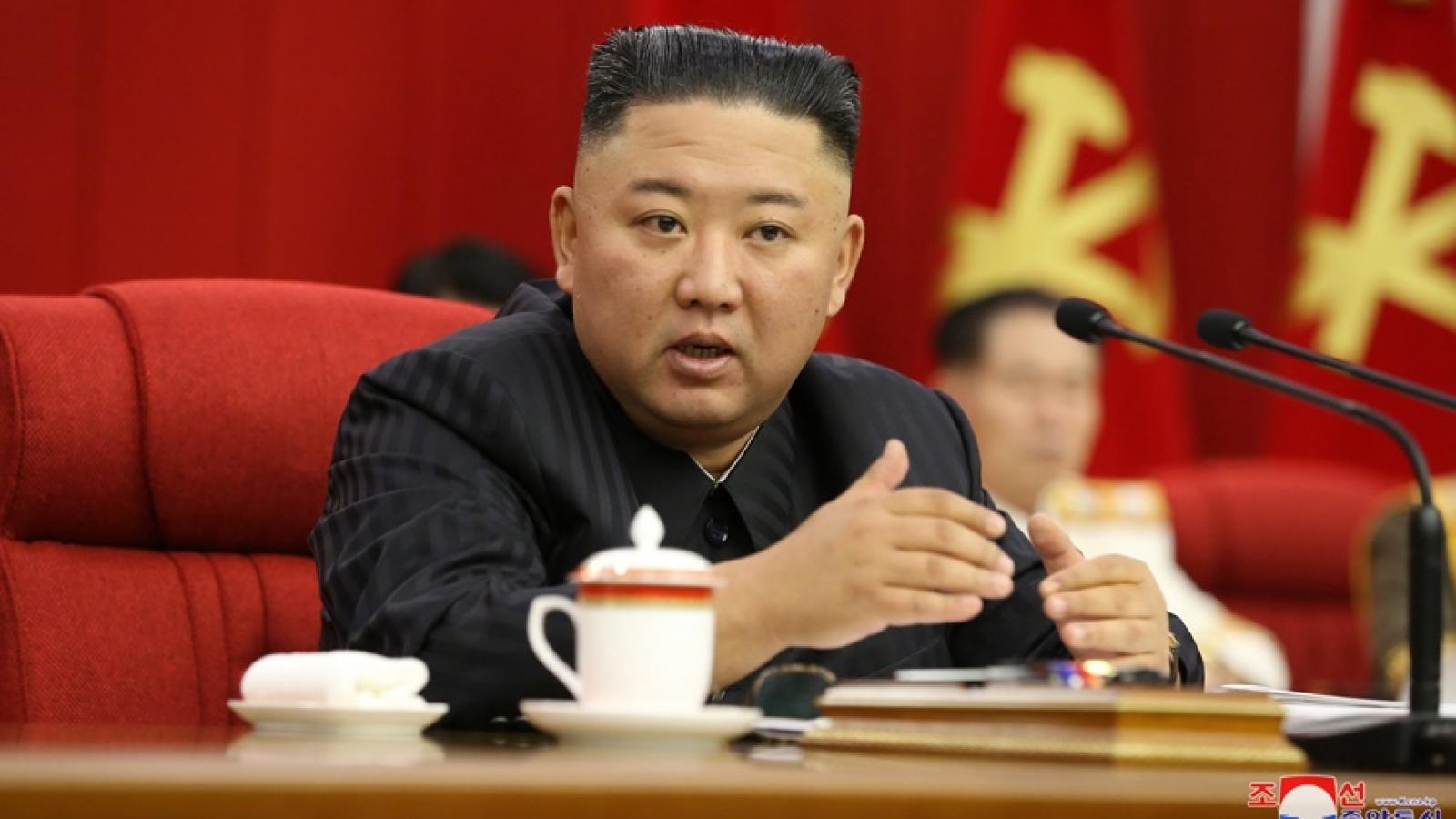 Nhà lãnh đạo Triều Tiên kêu gọi người dân kiên cường vượt qua khó khăn kinh tế