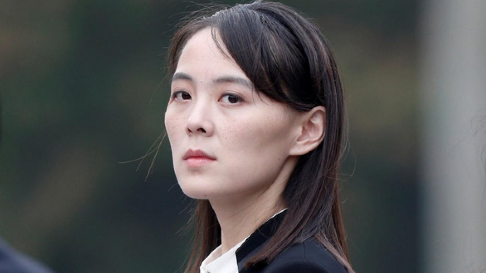 Bà Kim Yo-jong: Mỹ đang có những kỳ vọng sai lầm về Triều Tiên