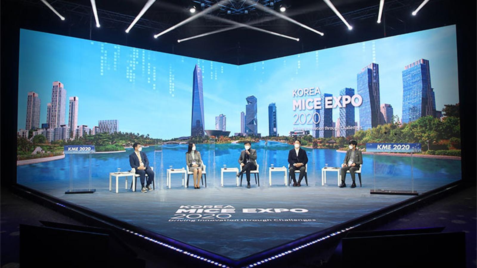 Hội chợ Du lịch MICE Hàn Quốc (KME2021) diễn ra từ 29/6 đến 2/7