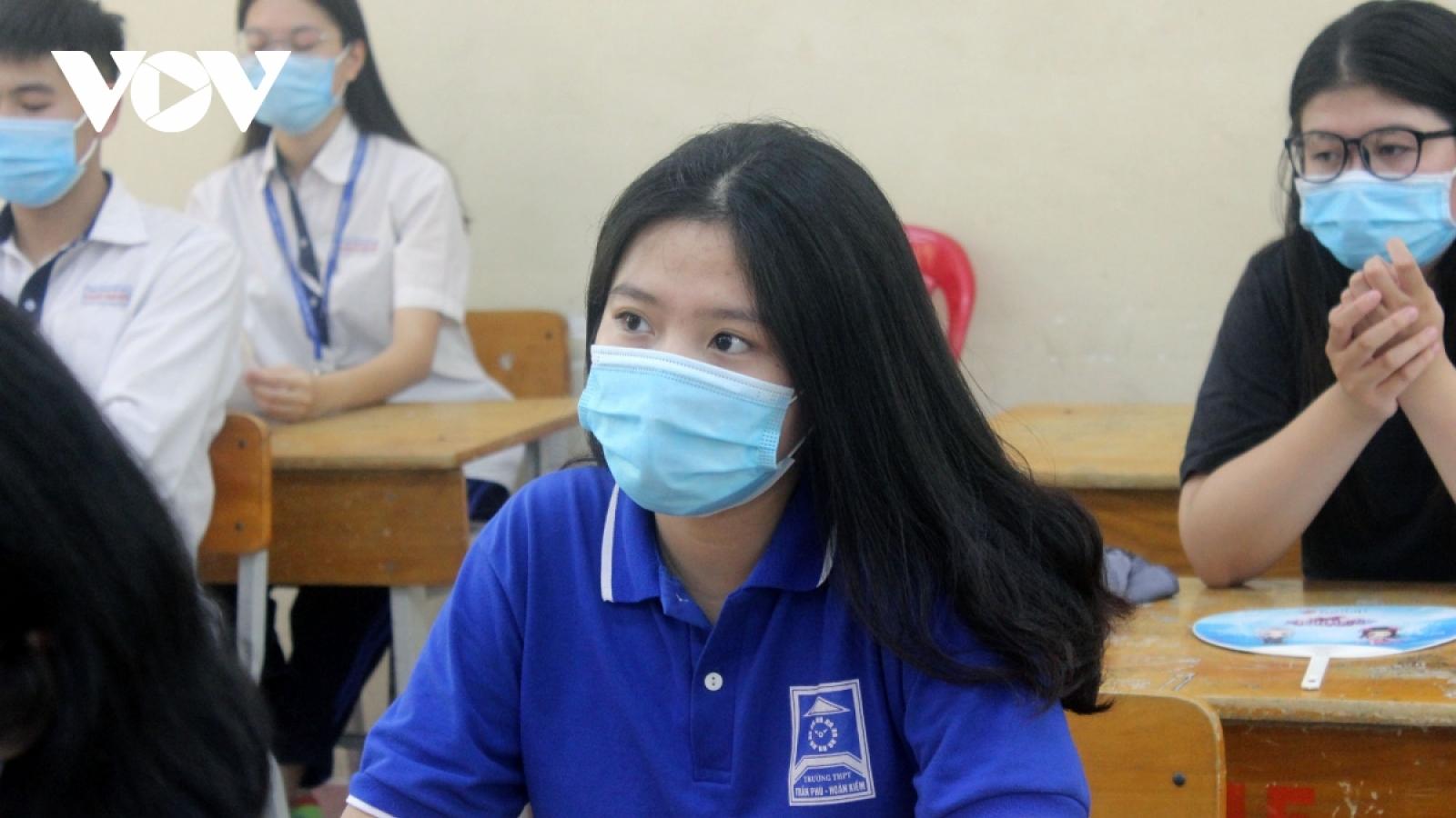 Mọi tình huống phải bảo đảm an toàn, tổ chức thành công kỳ thi vào lớp 10