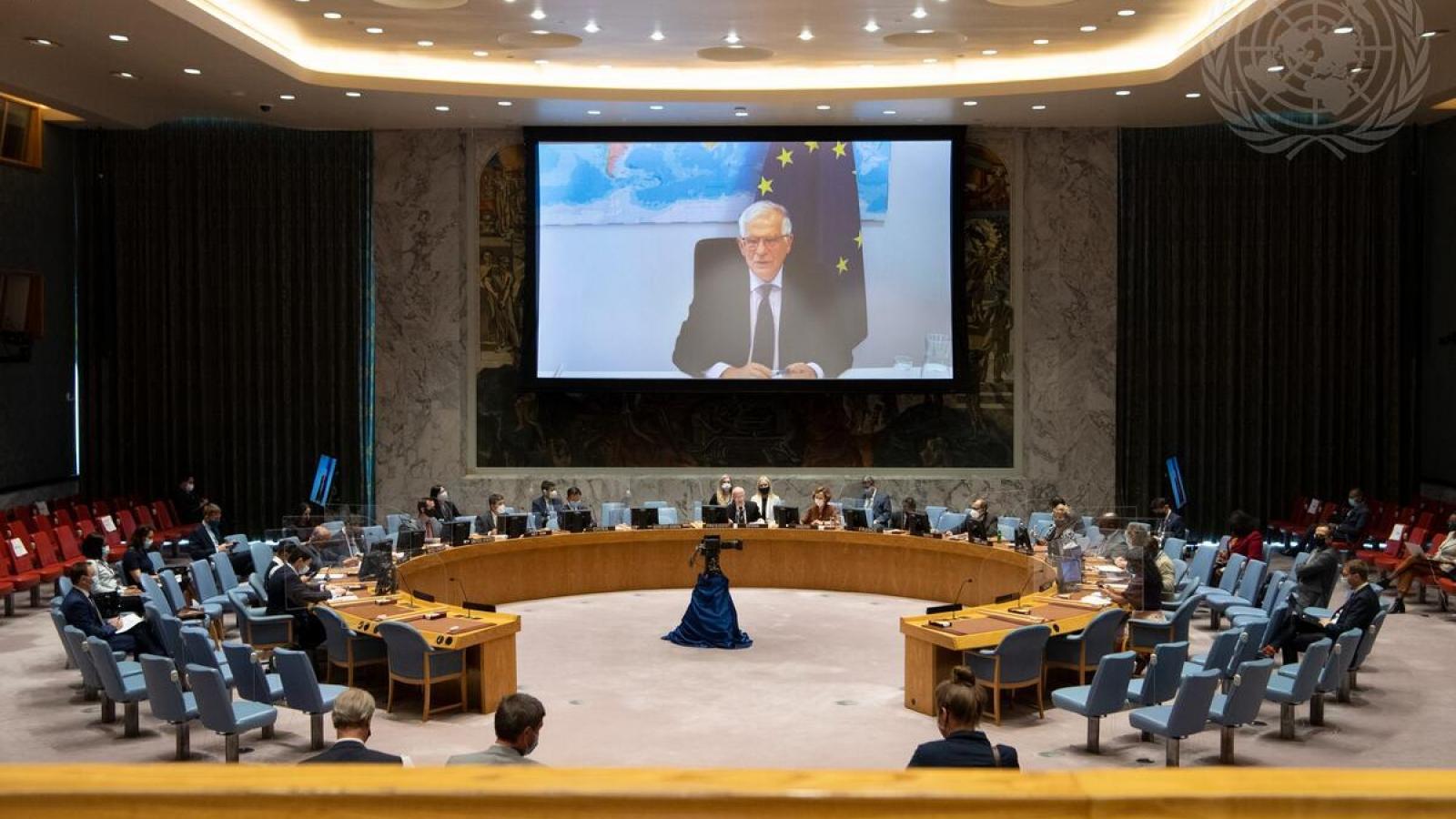 Liên Hợp Quốc tăng cường hợp tác với Liên minh châu Âu