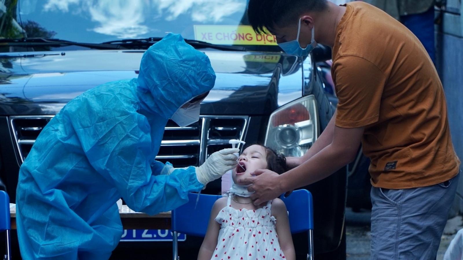 Việt Nam có 100 ca mắc COVID-19 mới trong 6 giờ qua