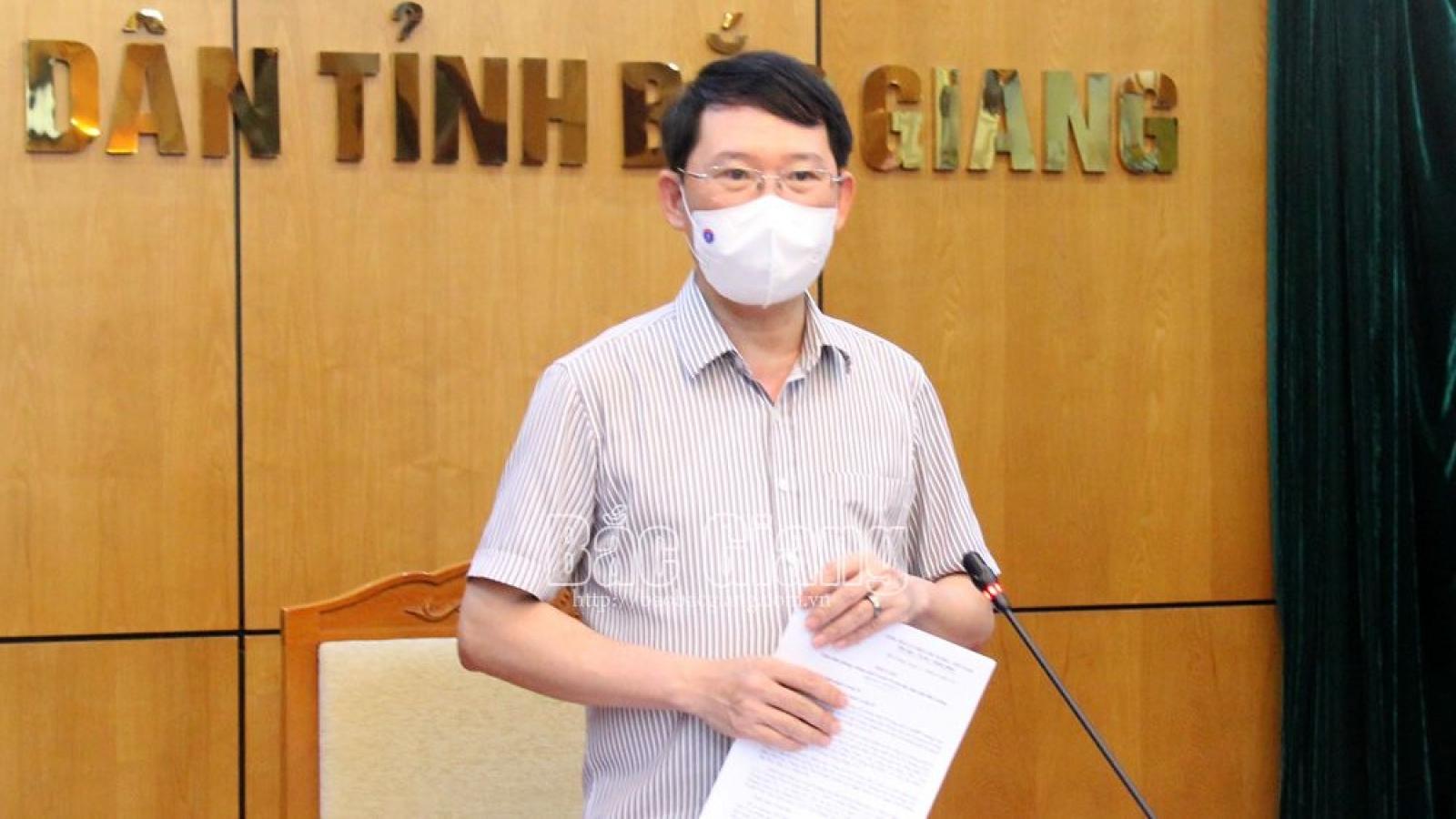 Bắc Giang phát hiện ổ dịch mới ở khu vực miền núi của huyện Lục Ngạn