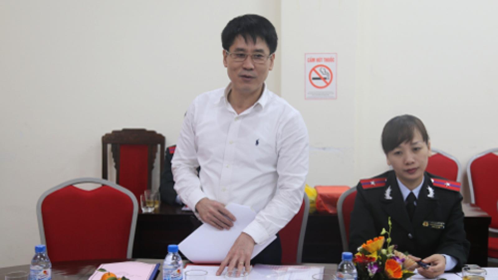 Bổ nhiệm ông Lê Sỹ Bảy làm Phó Tổng Thanh tra Chính phủ