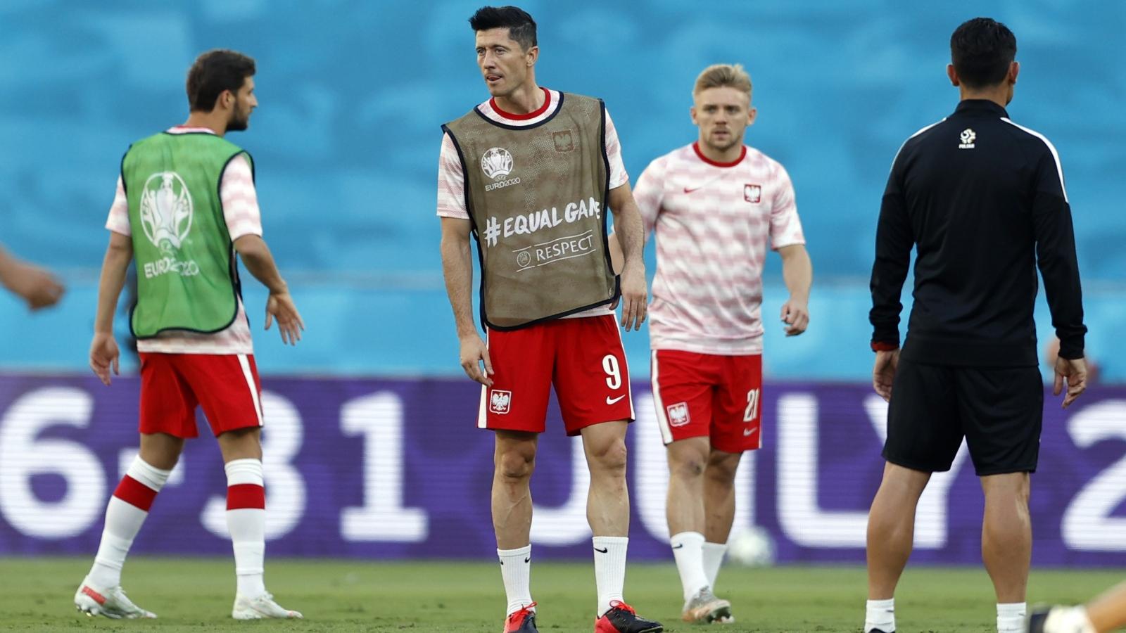 Trực tiếp Tây Ban Nha vs Ba Lan: Lewandowski phá hỏng tham vọng của La Roja?