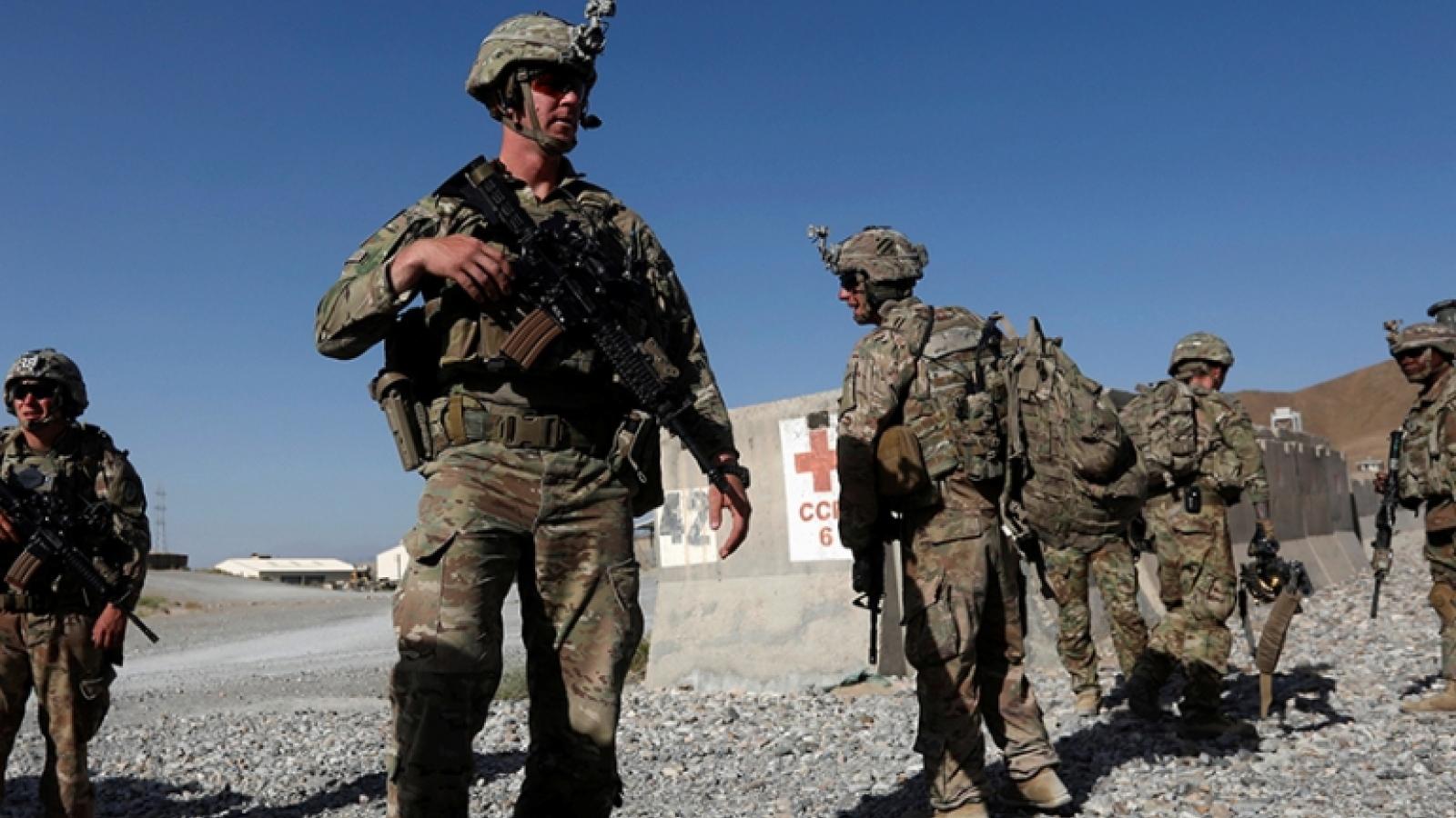 Các nhóm cực đoan ở Afghanistan có thể trỗi dậy sau khi Mỹ rút quân