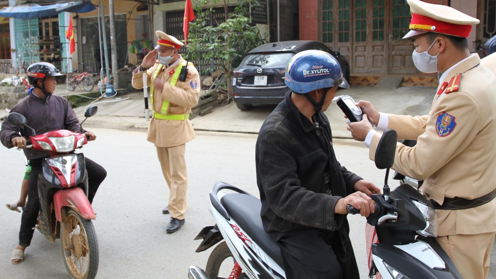 Tai nạn giao thông trên địa bàn Yên Bái giảm cả 3 tiêu chí