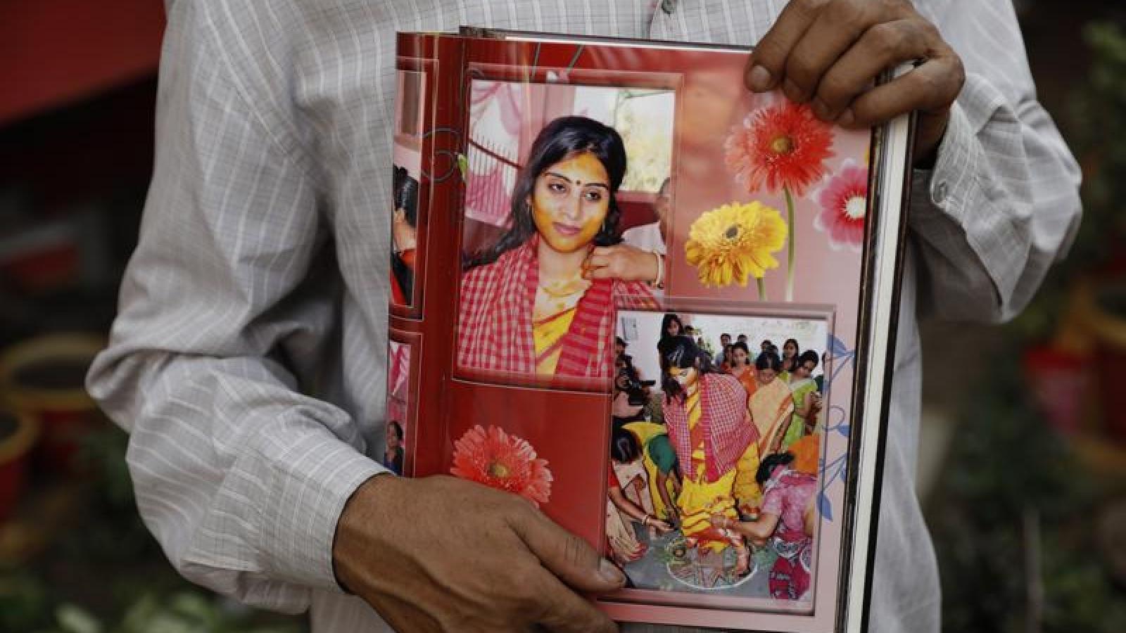 Bi kịch những người mất cả gia đình trong đại dịch Covid-19 ở Ấn Độ