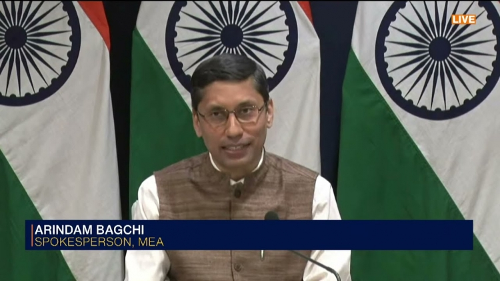 Ấn Độ đề nghị Trung Quốc cho phép công dân Ấn Độ được nhập cảnh