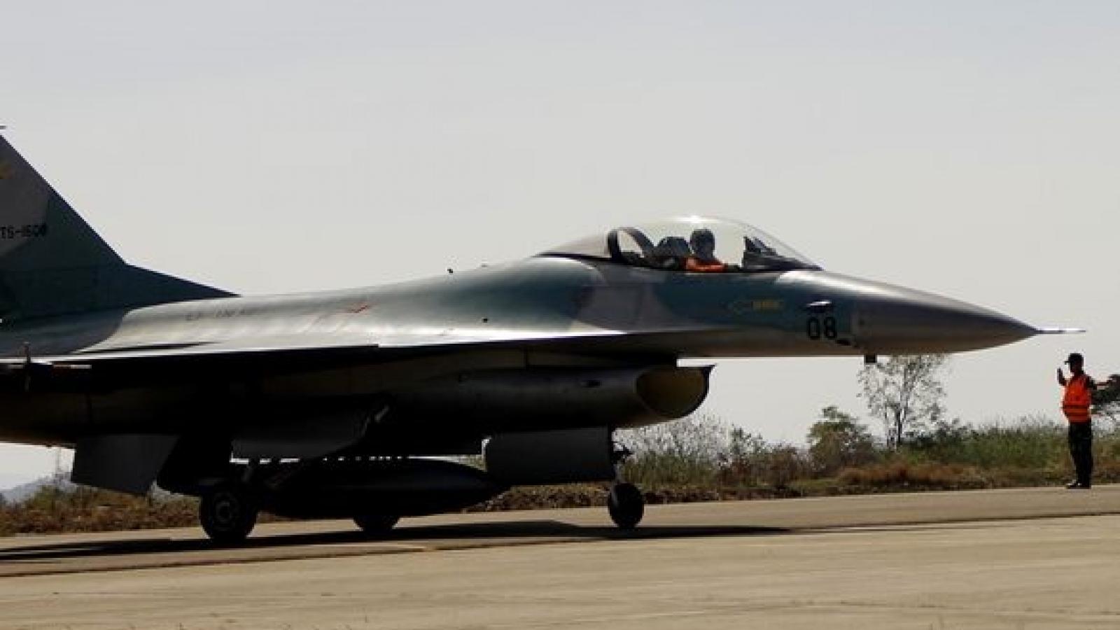 Không quân Mỹ và Indonesia tập trận chung trong bối cảnh đại dịch Covid-19