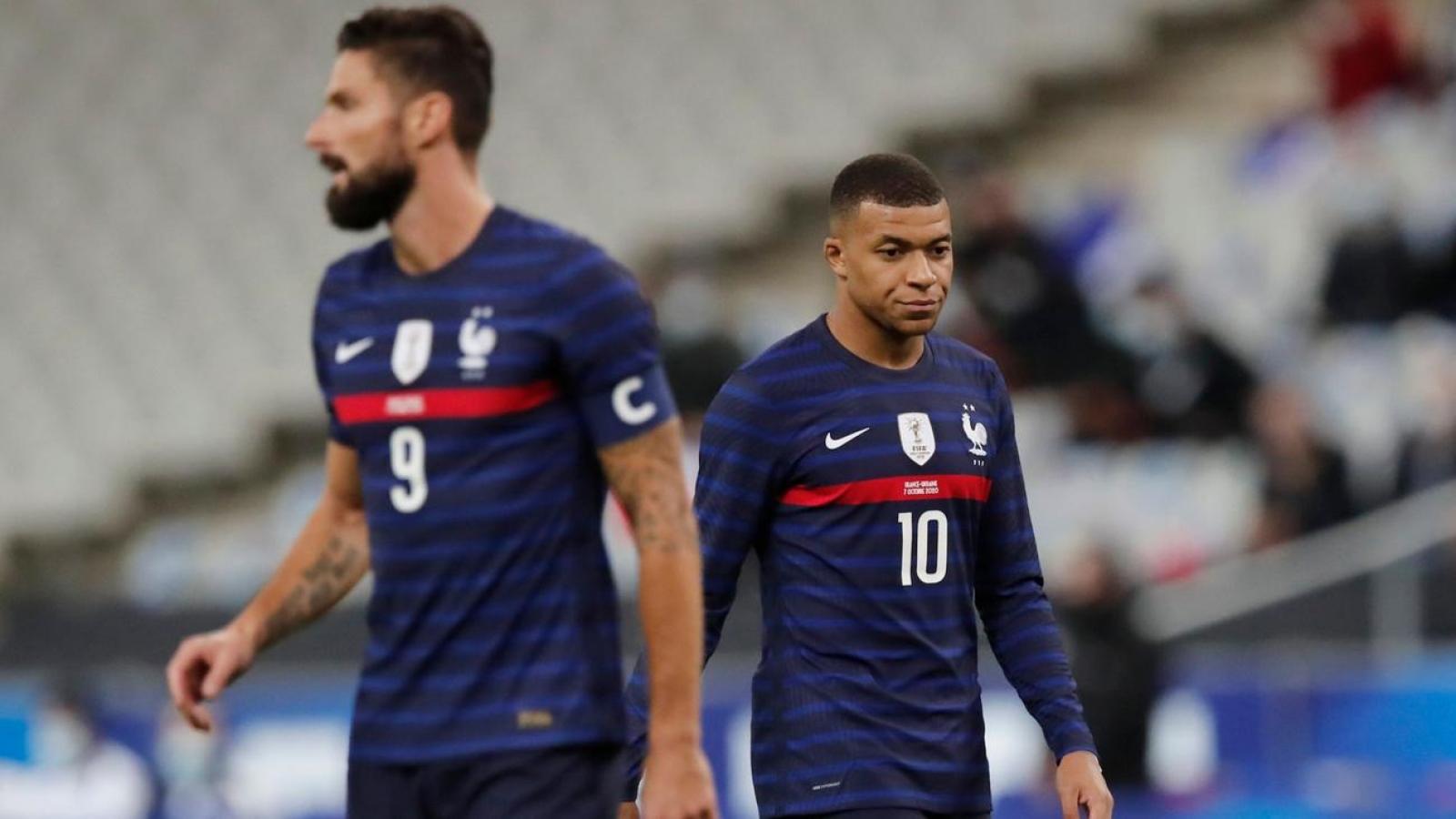 Kylian Mbappe nói gì về mâu thuẫn với Olivier Giroud?