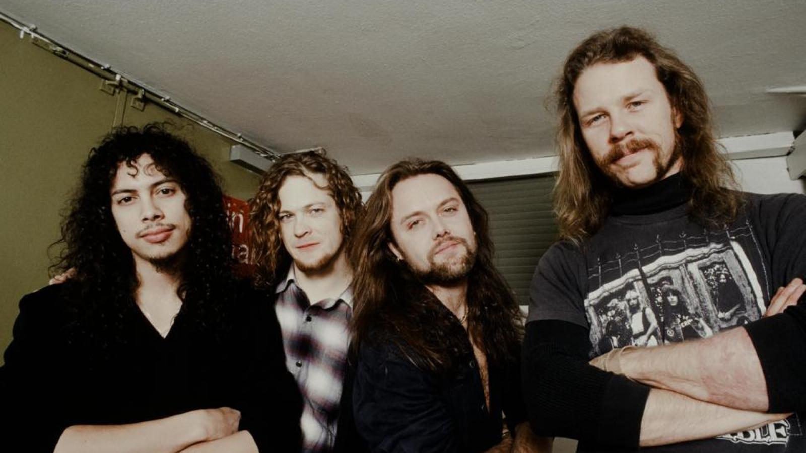 """Metallica phát hành lại những ca khúc đình đám trong """"The Black Album"""""""