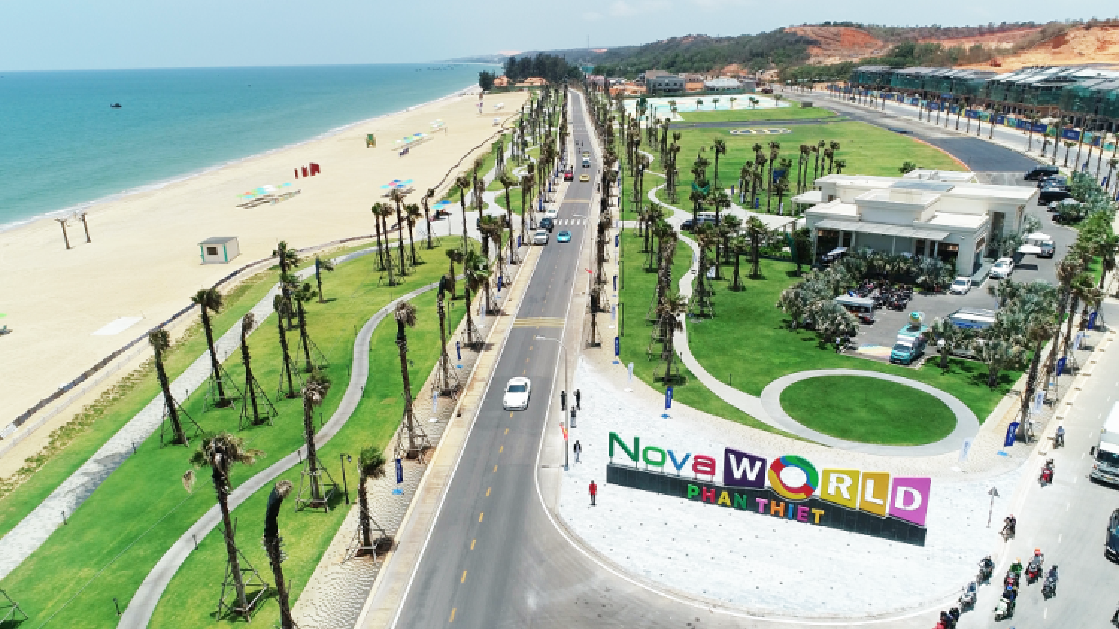 Bất động sản ven biển Phan Thiết chuyển động cùng hạ tầng