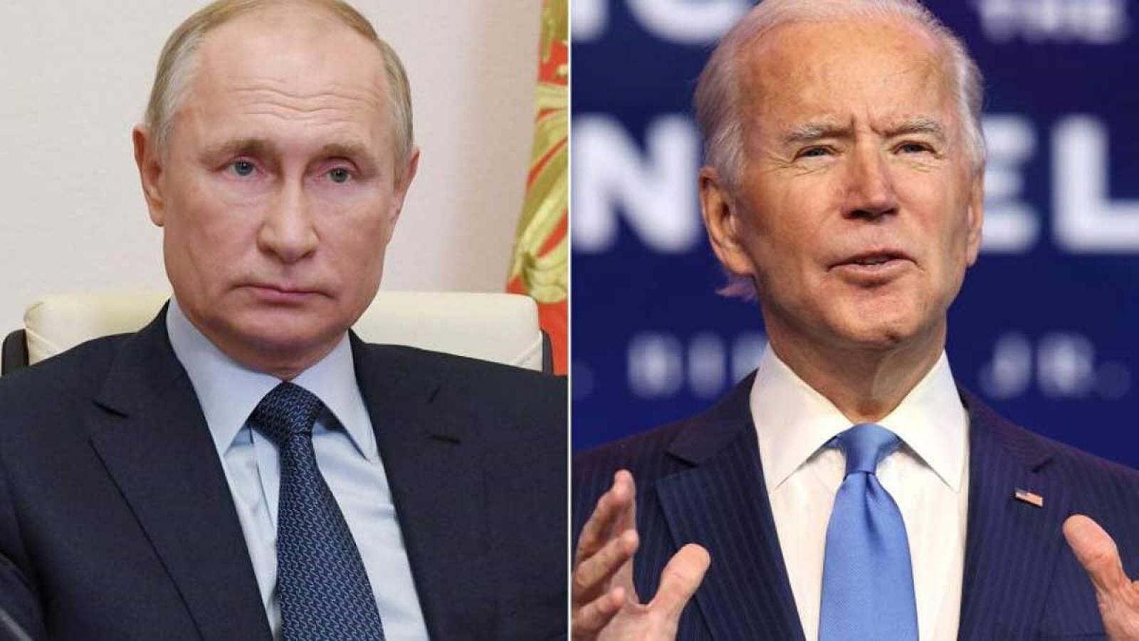 Nan giải vấn đề kiểm soát vũ khí hậu Thượng đỉnh Nga – Mỹ