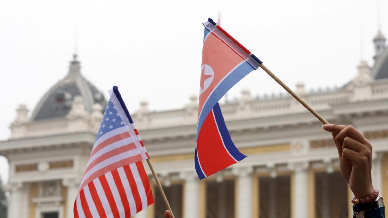 """Triều Tiên """"dội gáo nước lạnh"""" vào thiện chí đối thoại của Mỹ-Nhật-Hàn"""