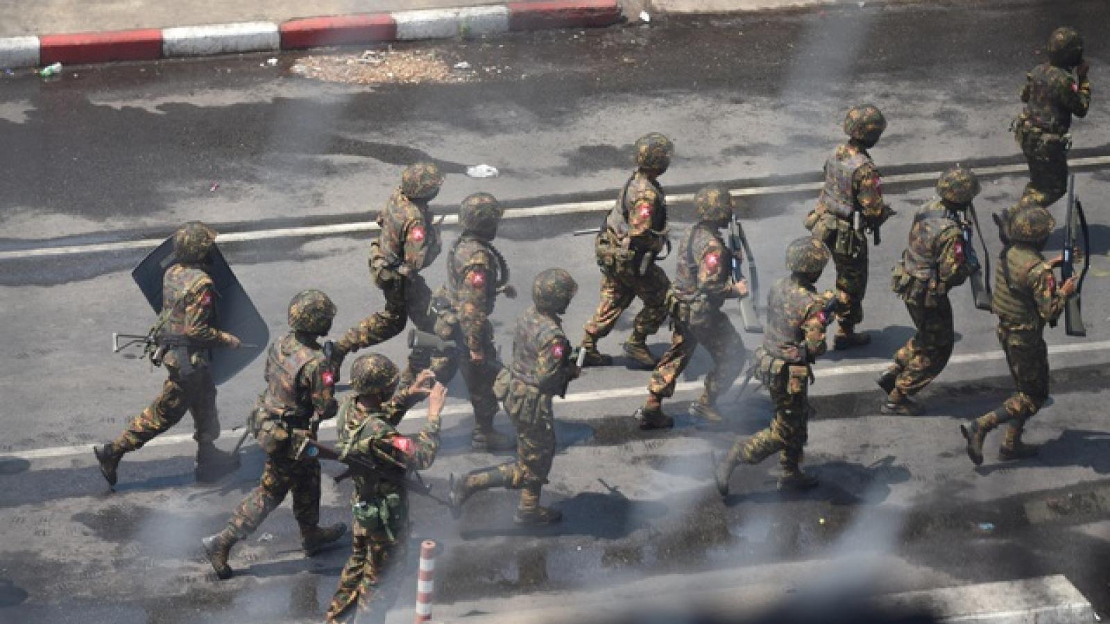 Myanmar bắt 638 nghi phạm liên quan đến khủng bố và sở hữu vũ khí trái phép